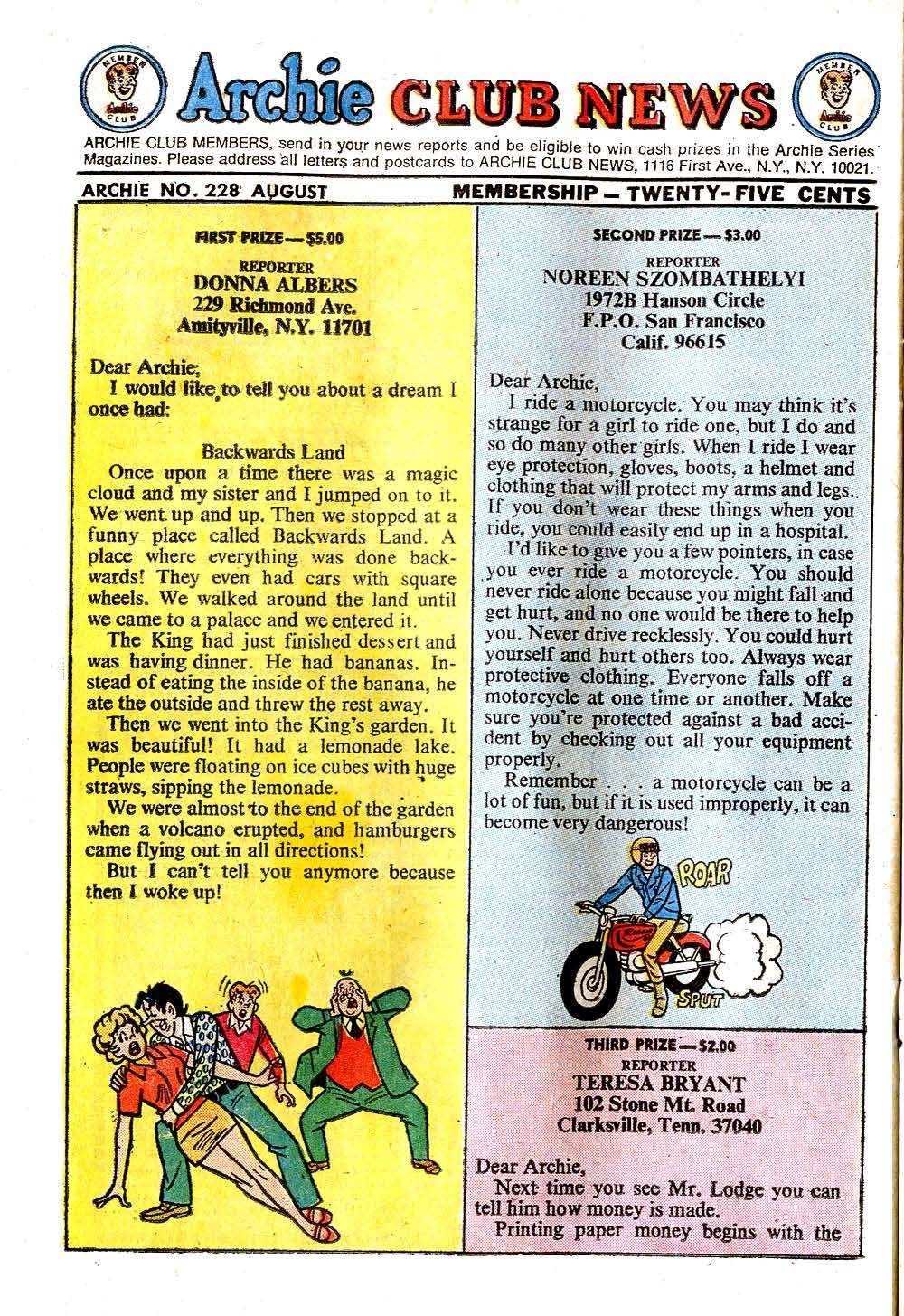Read online Archie (1960) comic -  Issue #228 - 26