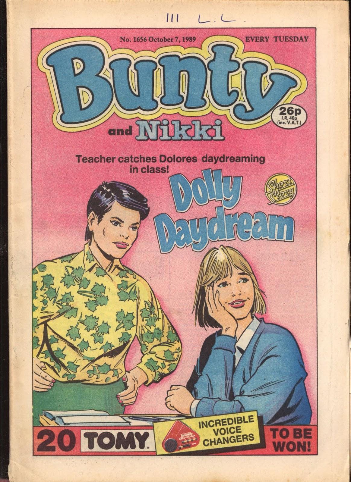 Bunty 1656 Page 1