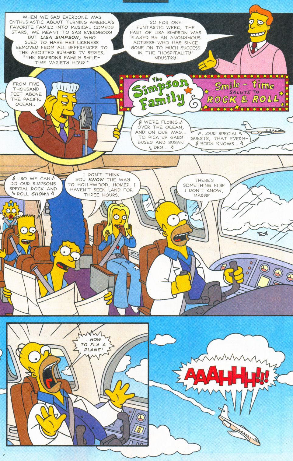 Read online Simpsons Comics comic -  Issue #112 - 20