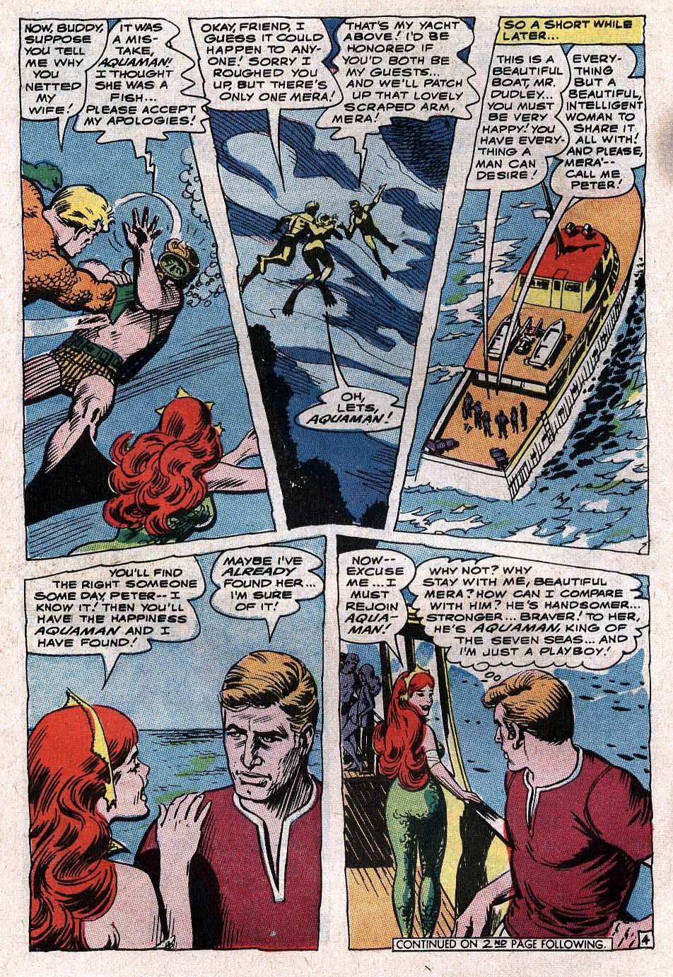 Read online Aquaman (1962) comic -  Issue #34 - 6