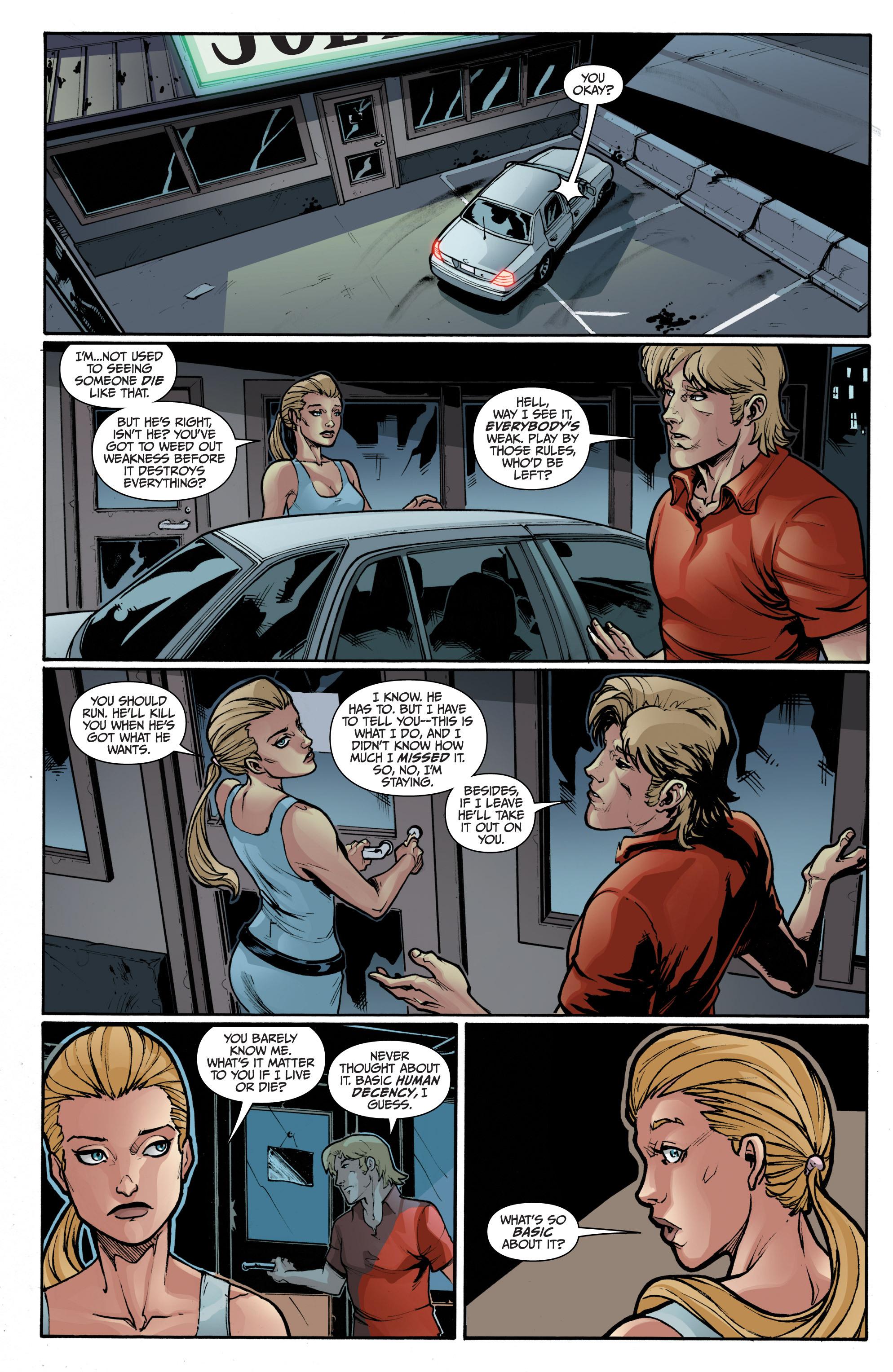 Read online 3 Guns comic -  Issue #1 - 21
