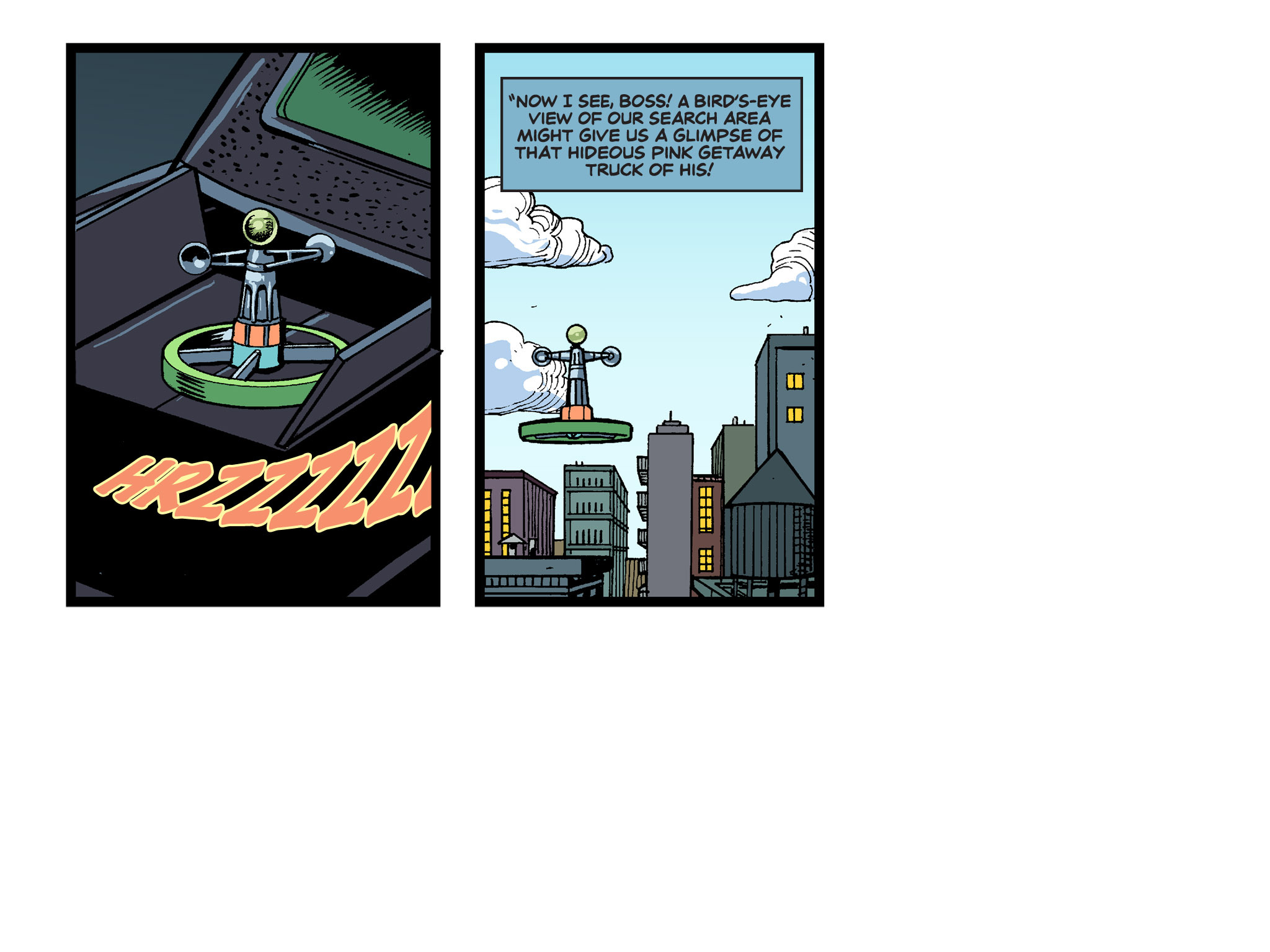 Read online Batman '66 Meets the Green Hornet [II] comic -  Issue #4 - 82