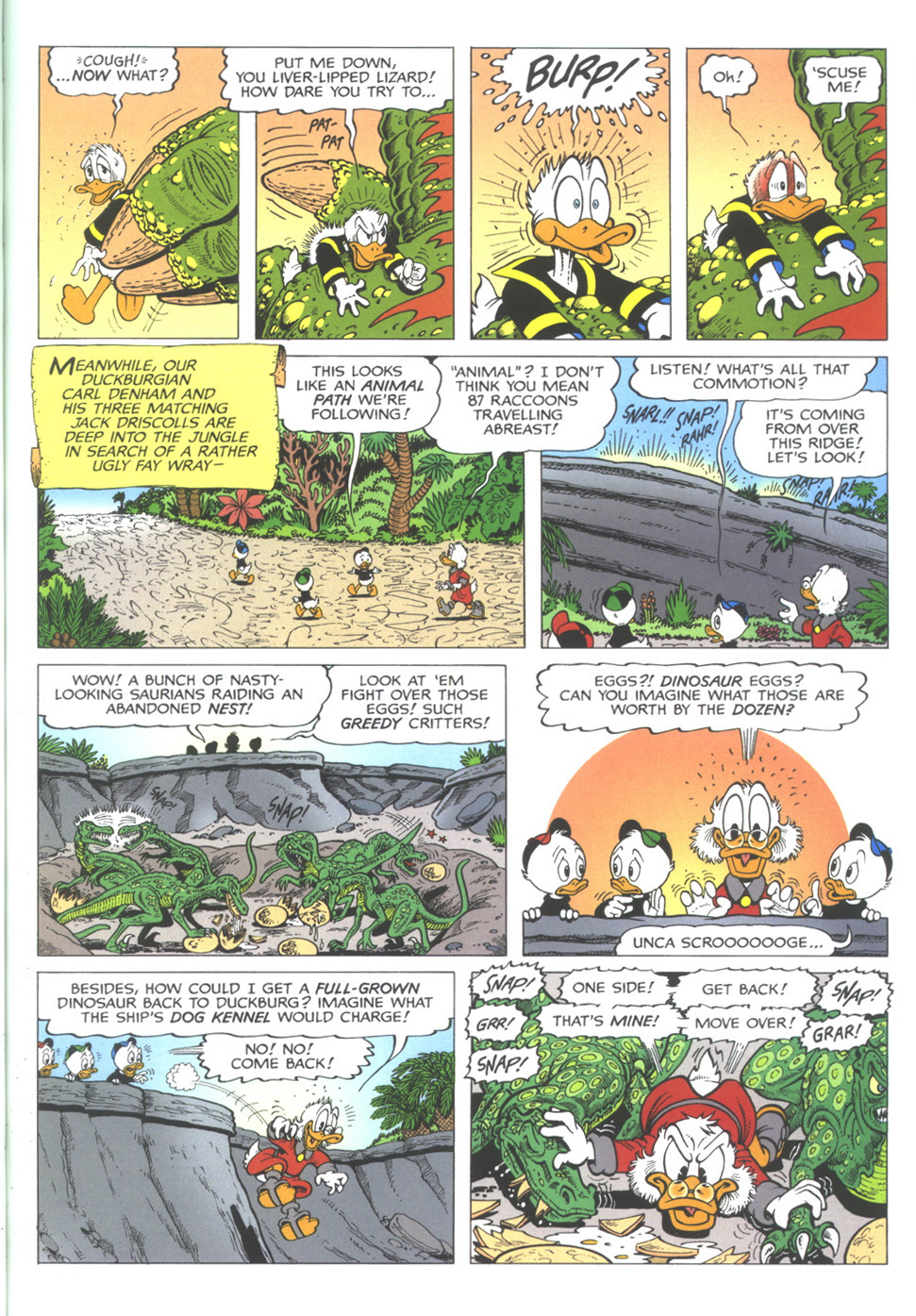 Read online Uncle Scrooge (1953) comic -  Issue #347 - 17