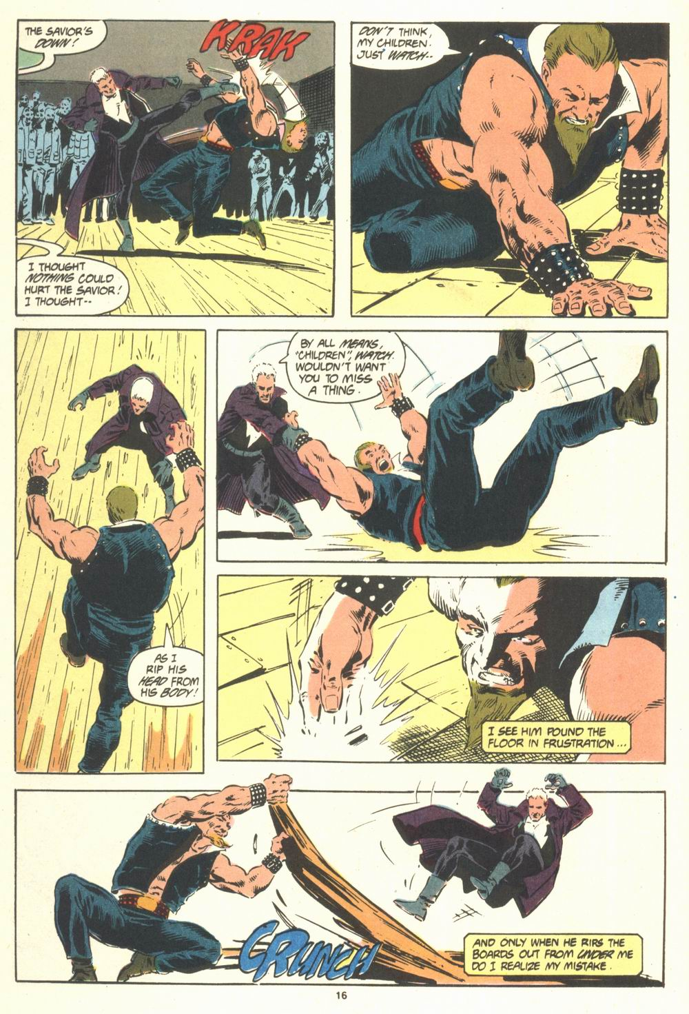 Read online Justice (1986) comic -  Issue #19 - 18