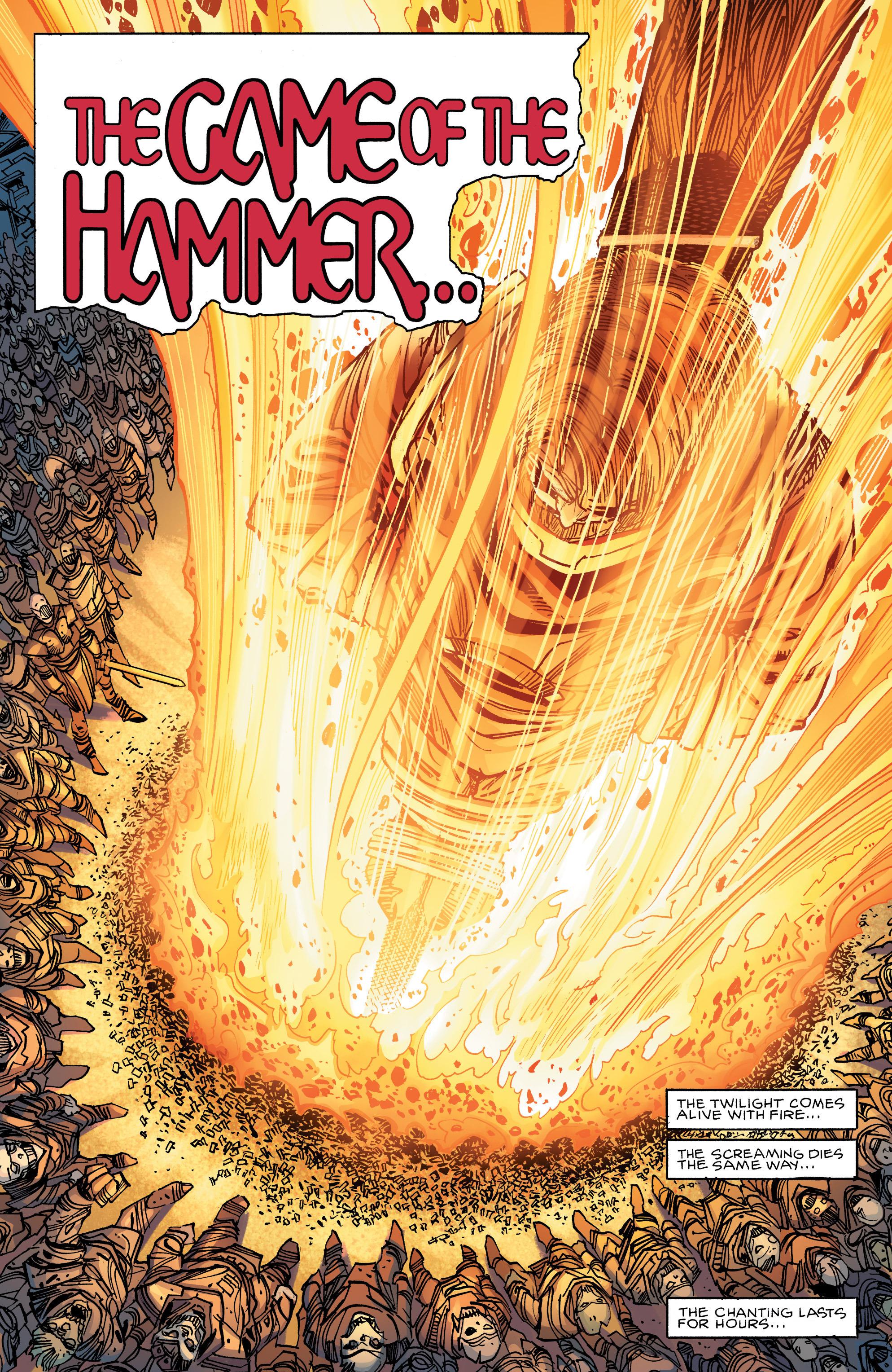 Read online Ragnarok comic -  Issue #10 - 4