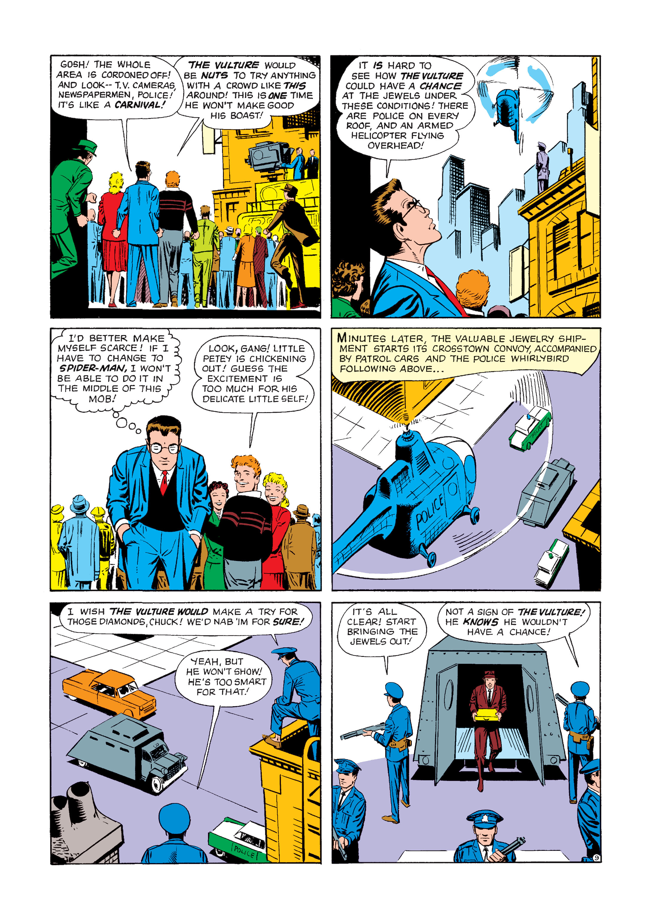 The Amazing Spider-Man (1963) 2 Page 9