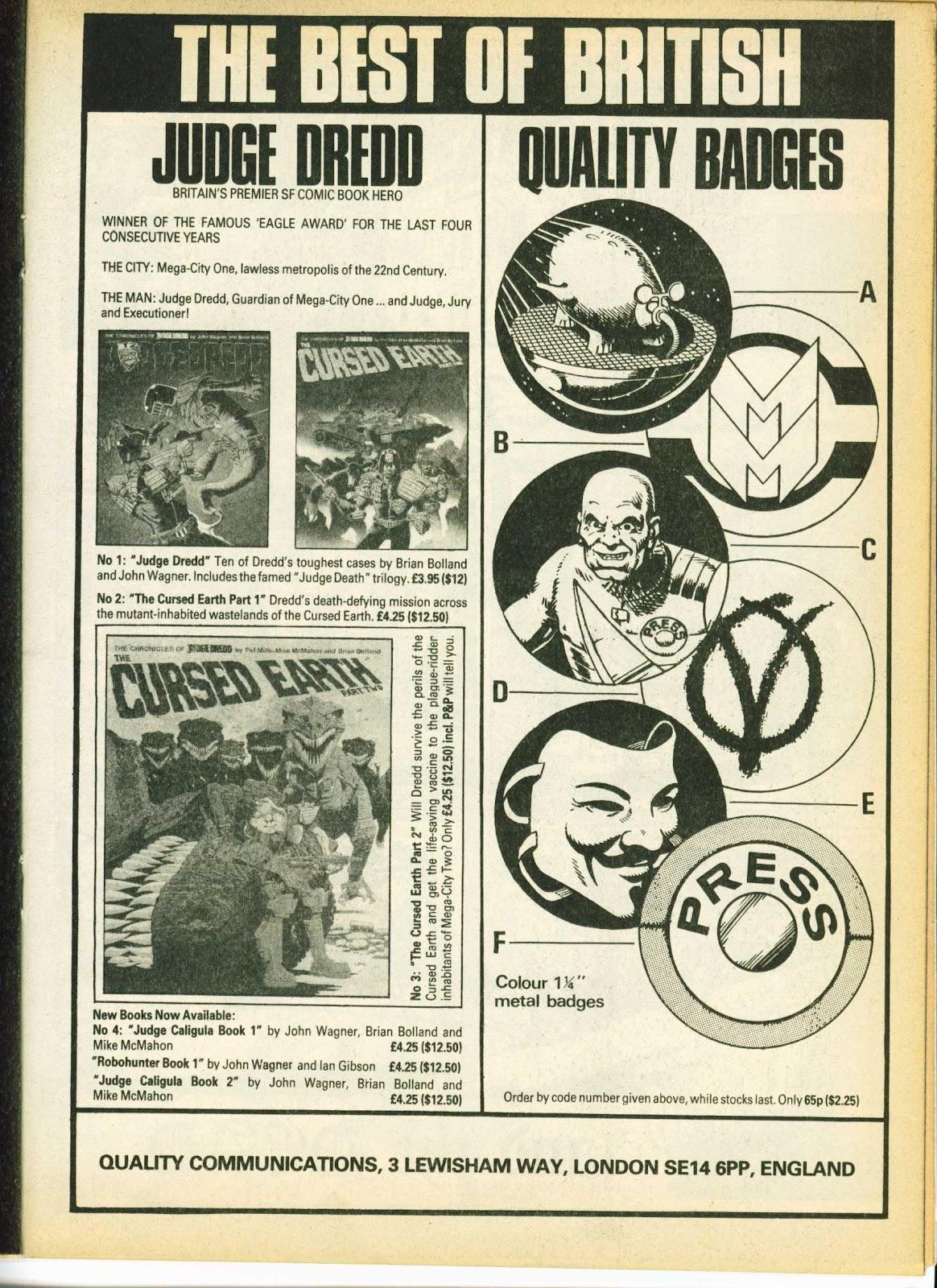 Warrior Issue #10 #11 - English 28