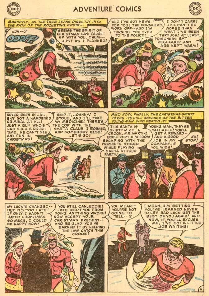 Read online Adventure Comics (1938) comic -  Issue #185 - 29