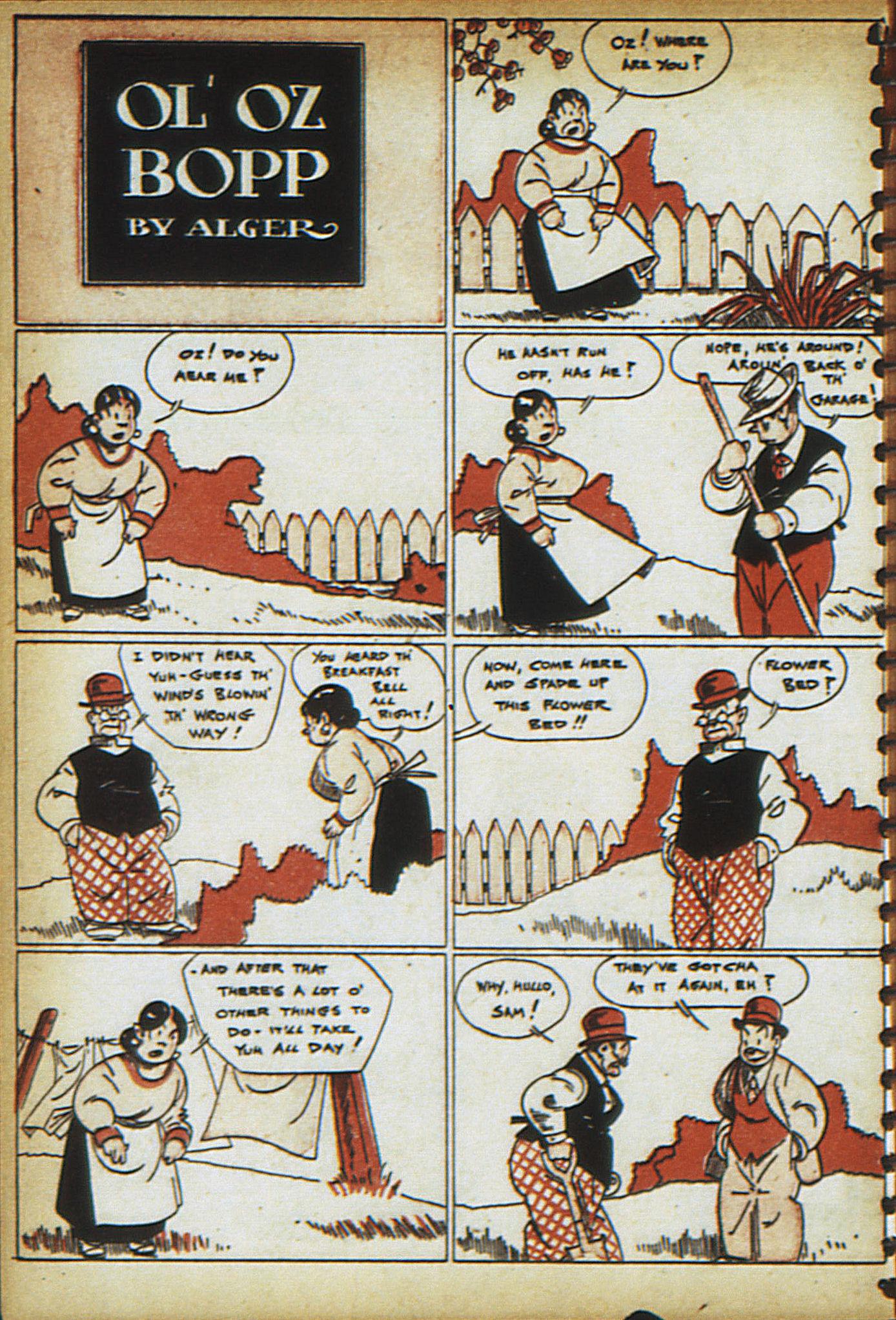 Read online Adventure Comics (1938) comic -  Issue #18 - 47