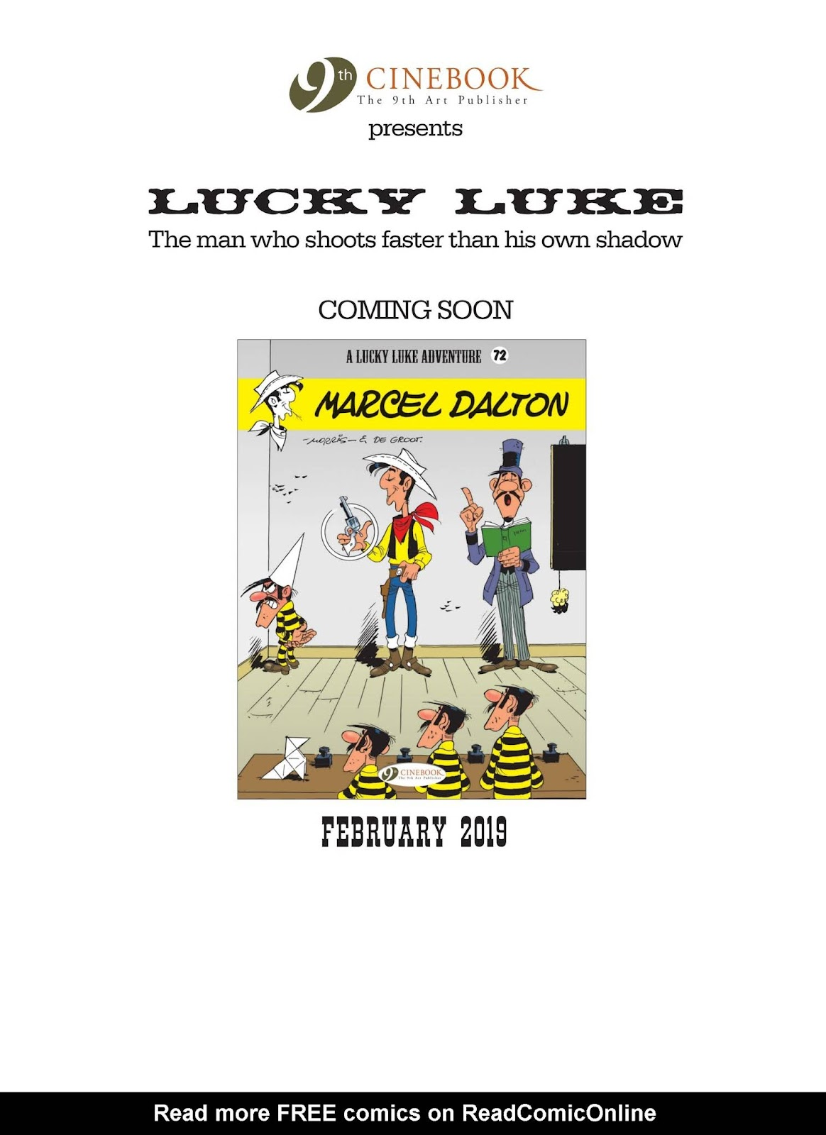 A Lucky Luke Adventure issue 71 - Page 50