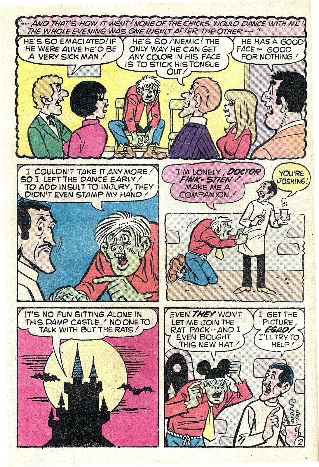 Read online Madhouse Comics comic -  Issue #114 - 4