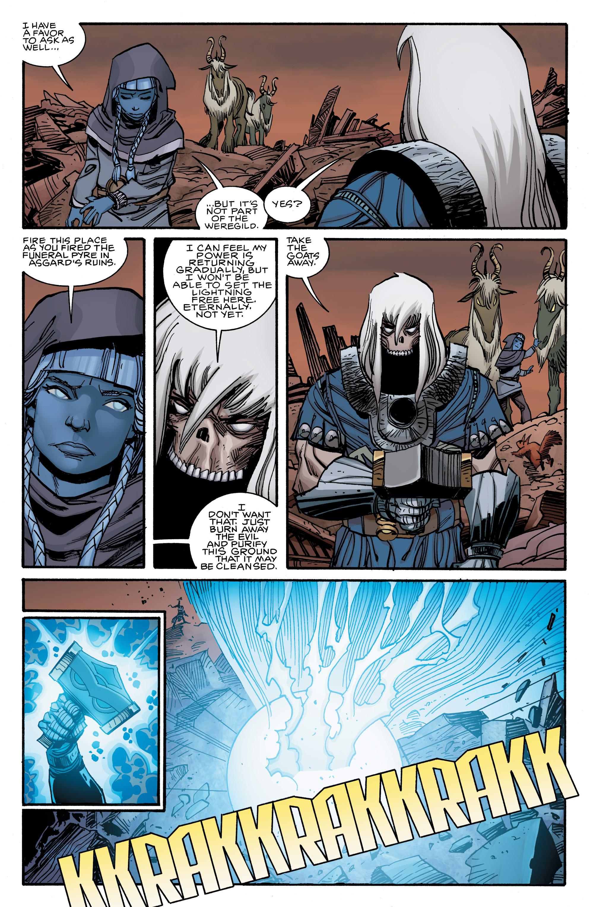 Read online Ragnarok comic -  Issue #12 - 15