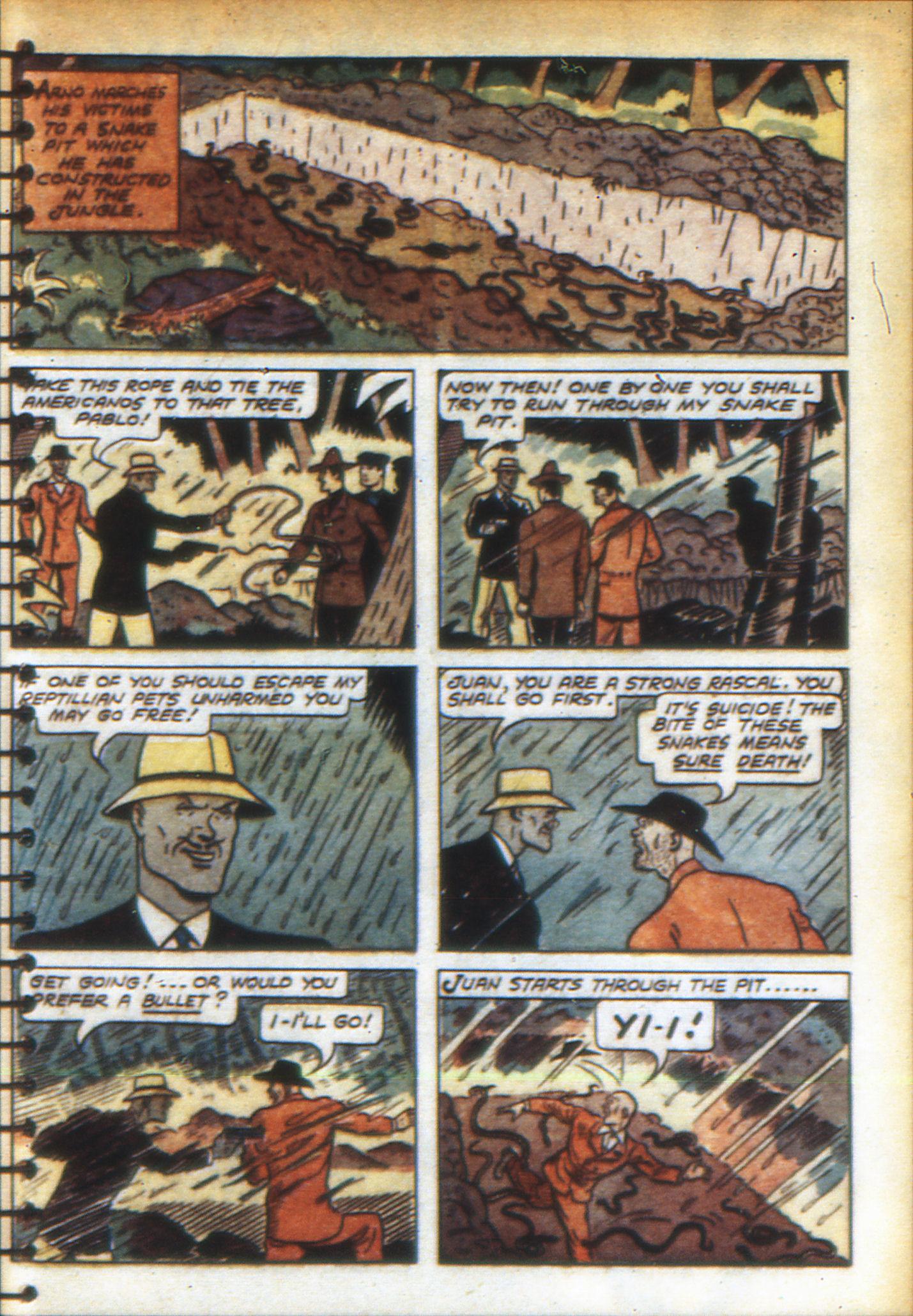 Read online Adventure Comics (1938) comic -  Issue #49 - 57