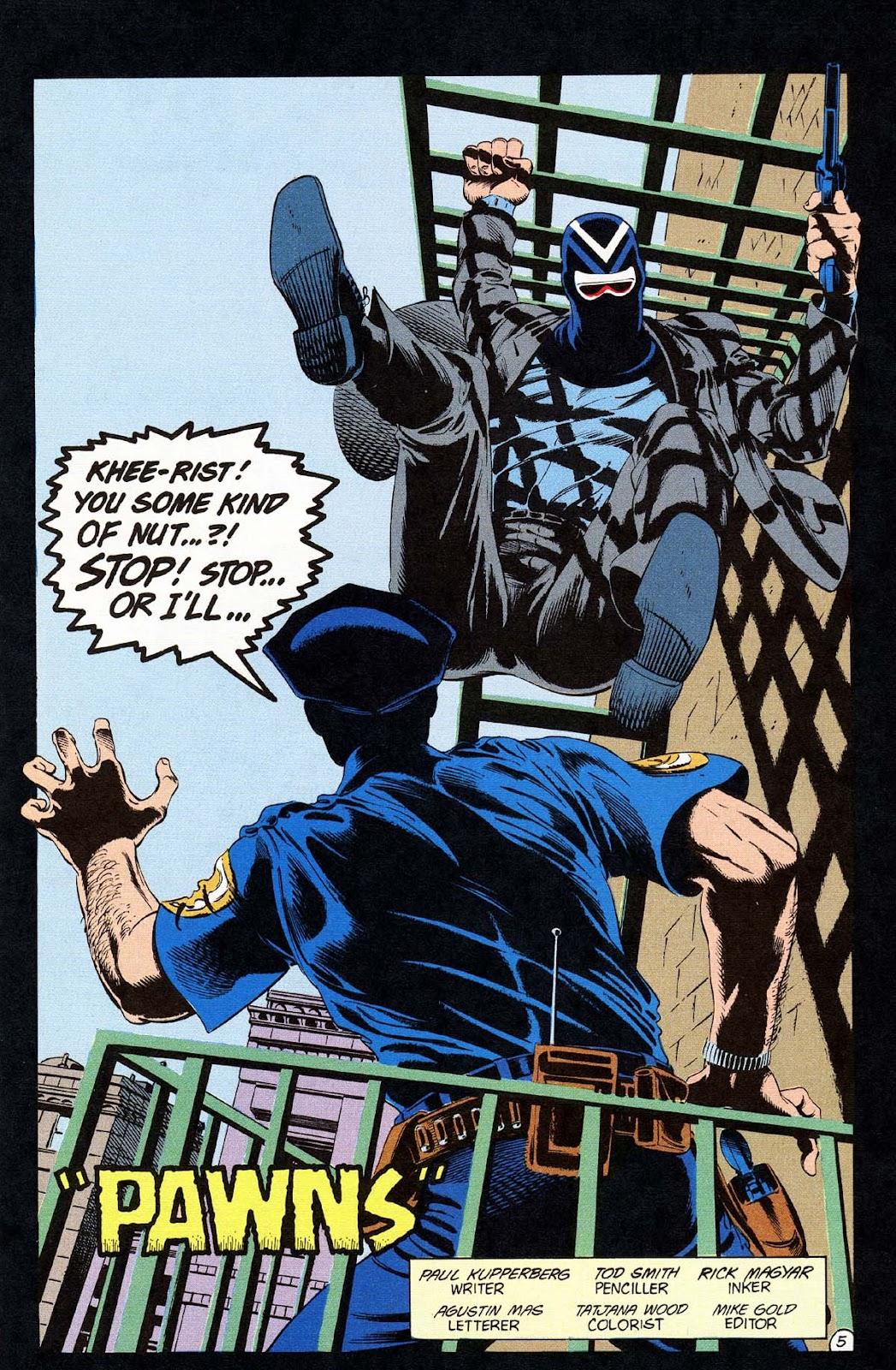 Vigilante (1983) issue 37 - Page 7
