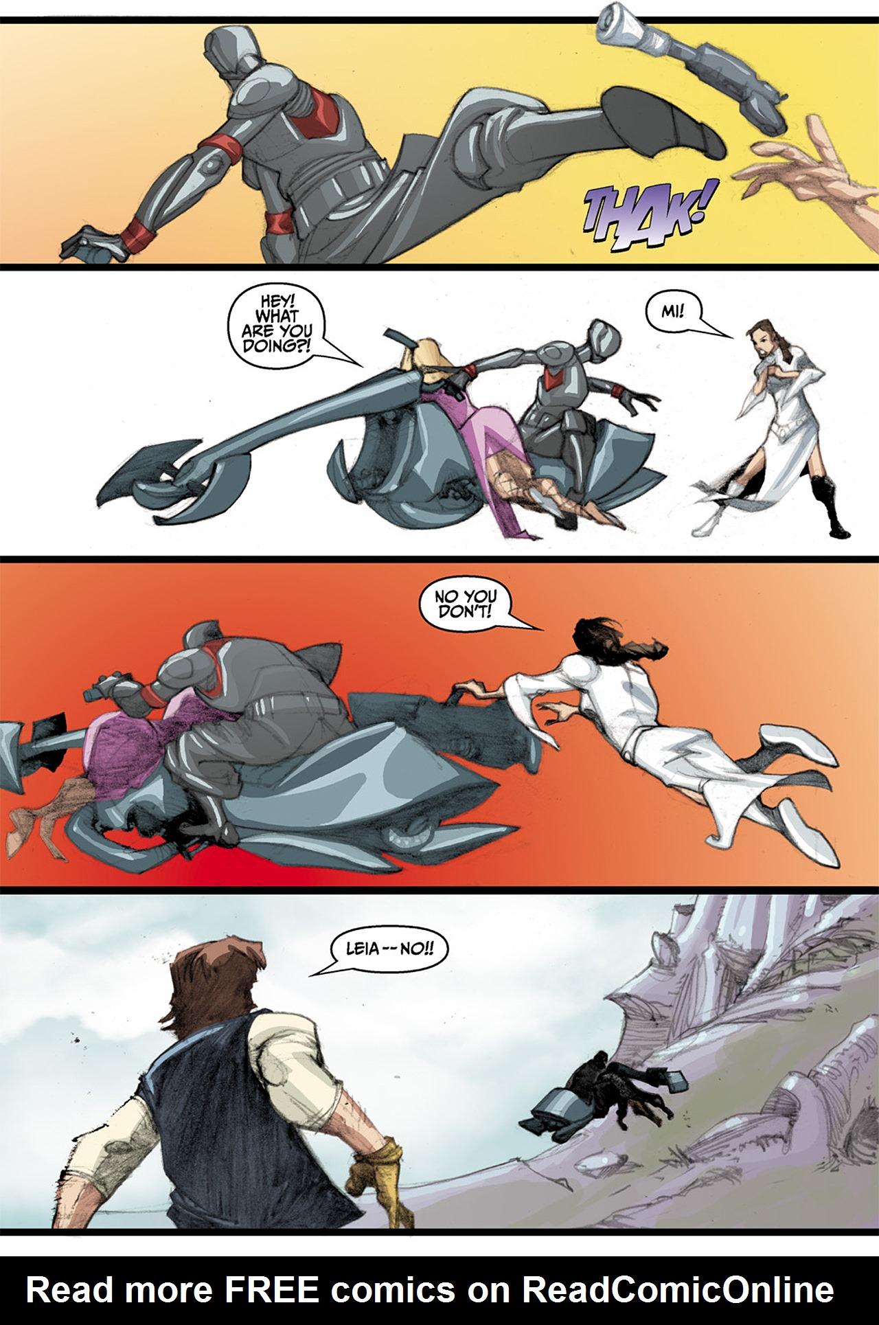 Read online Star Wars Omnibus comic -  Issue # Vol. 33 - 125
