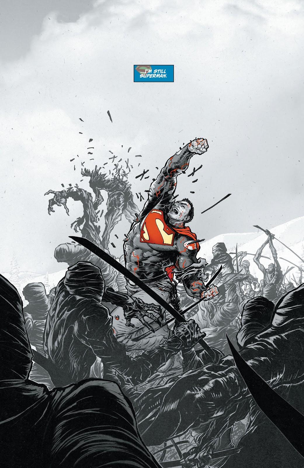 Read online DC Sneak Peek: Action Comics comic -  Issue # Full - 5