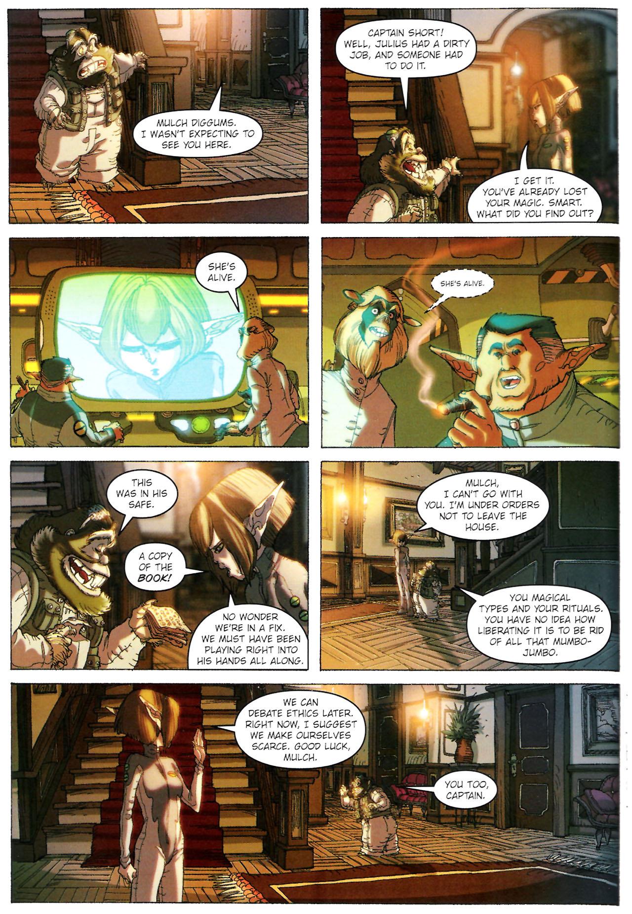 Read online Artemis Fowl: The Graphic Novel comic -  Issue #Artemis Fowl: The Graphic Novel Full - 81