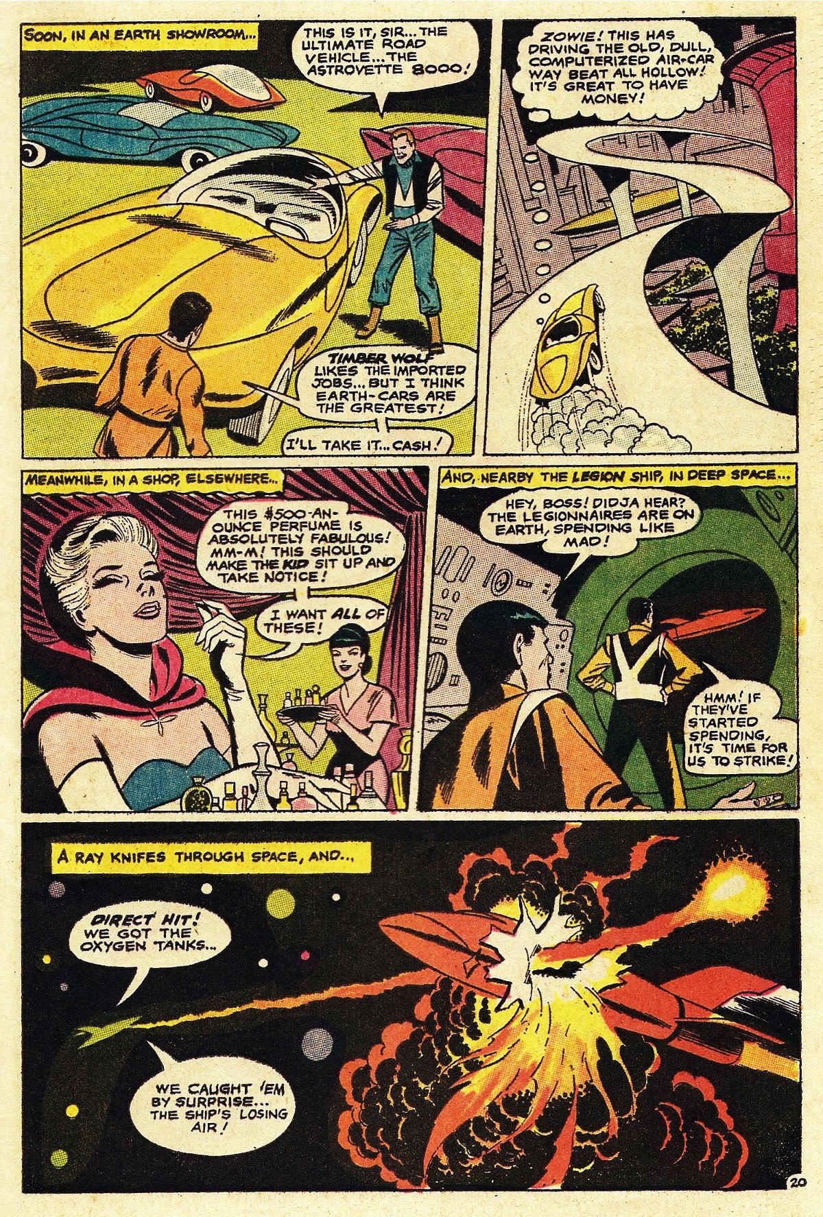 Read online Adventure Comics (1938) comic -  Issue #377 - 29