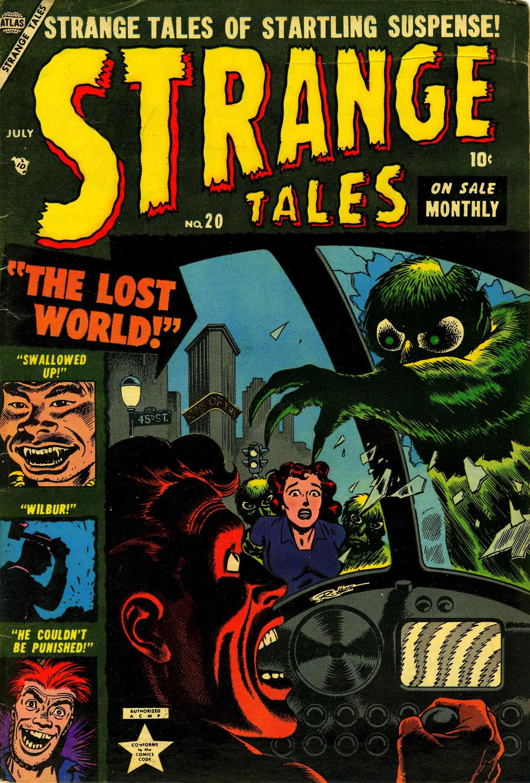 Strange Tales (1951) 20 Page 1