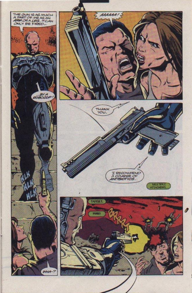Read online Robocop (1990) comic -  Issue #23 - 12