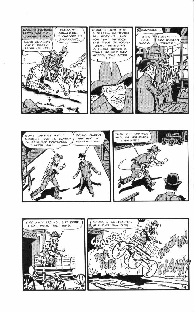 Read online Roy Rogers comic -  Issue #5 - 31