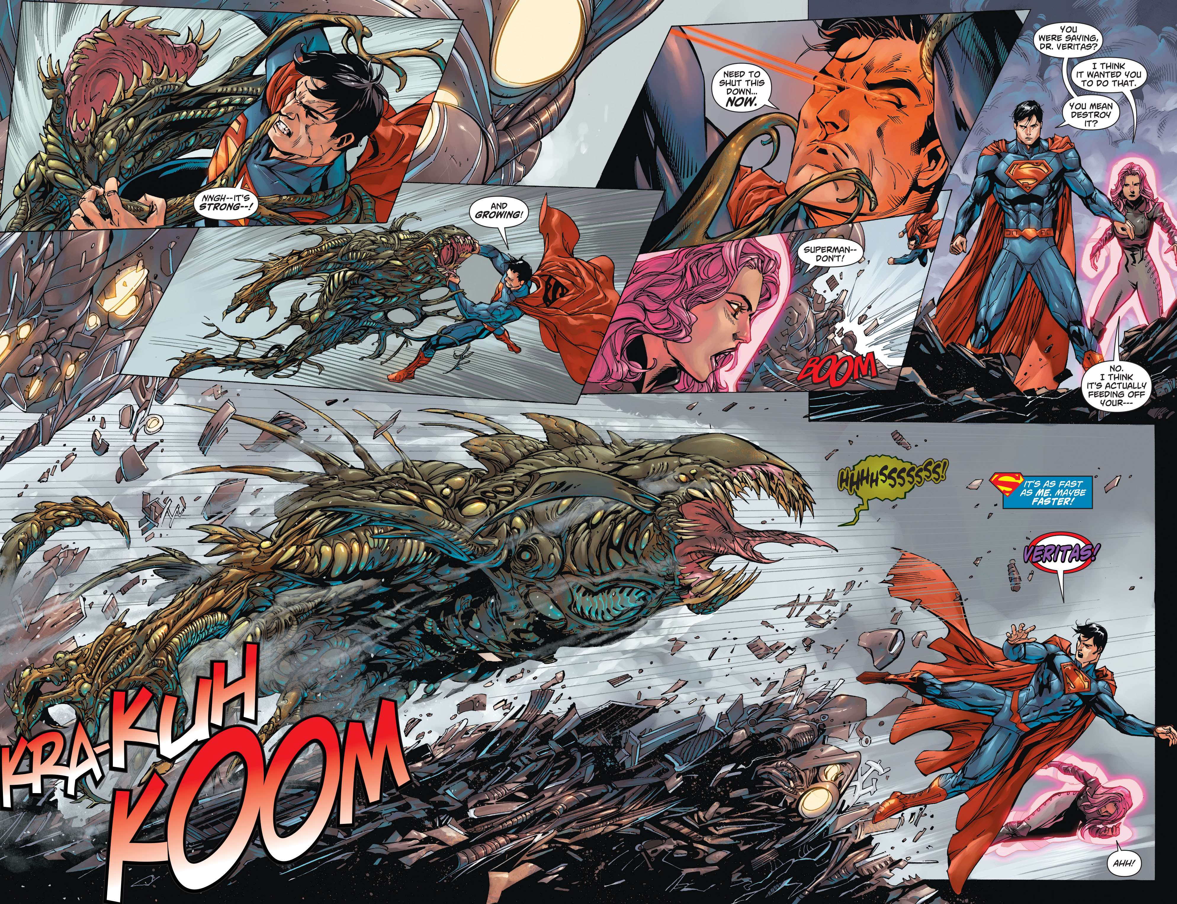 Read online Action Comics (2011) comic -  Issue #20 - 10