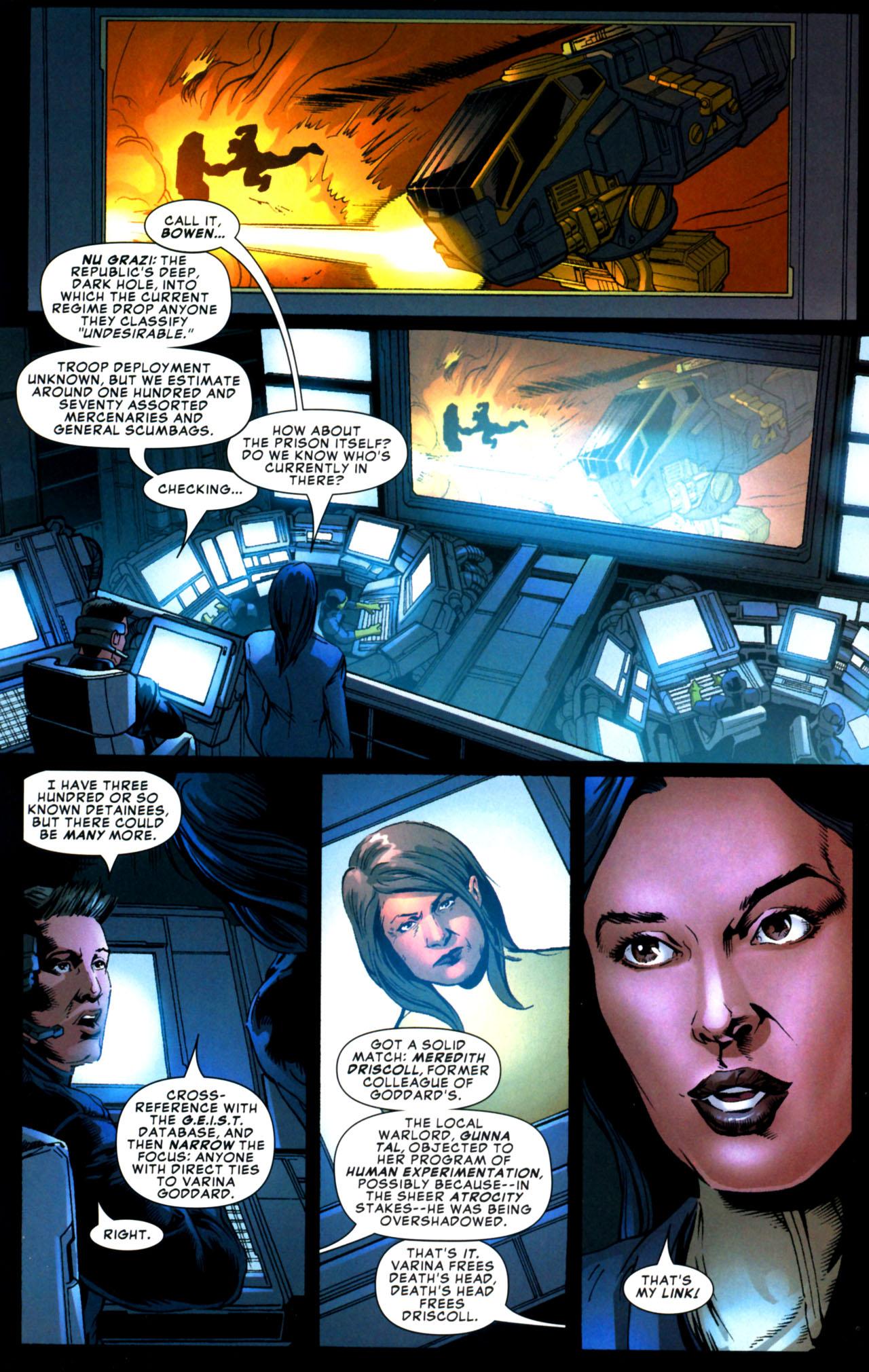 Read online Amazing Fantasy (2004) comic -  Issue #17 - 20