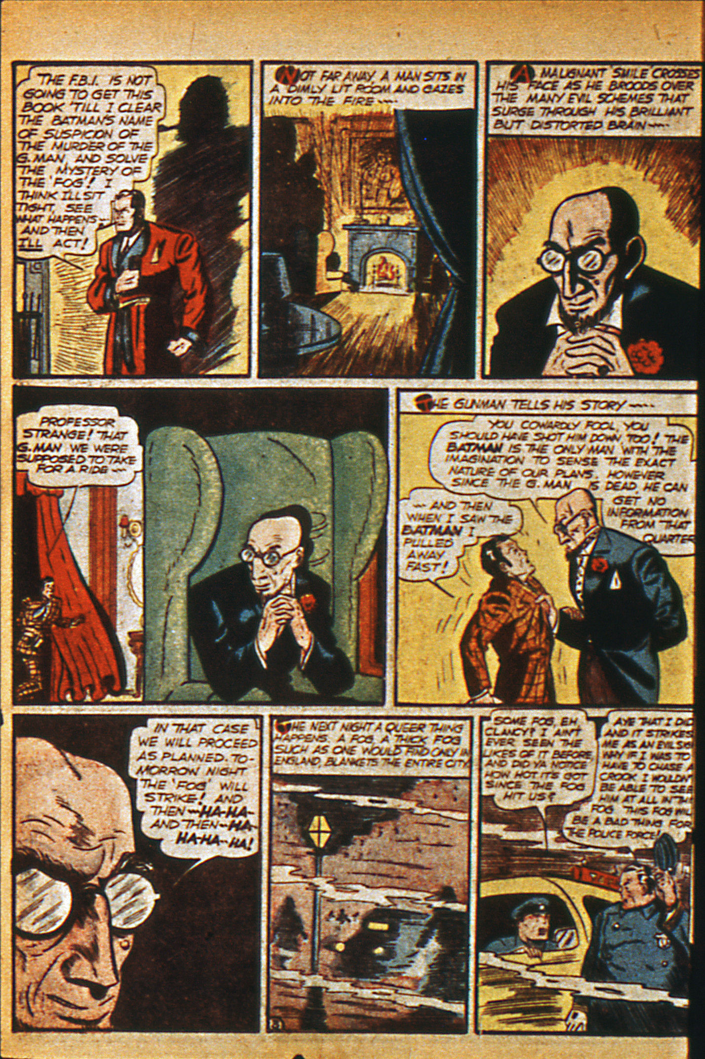 Read online Detective Comics (1937) comic -  Issue #36 - 7