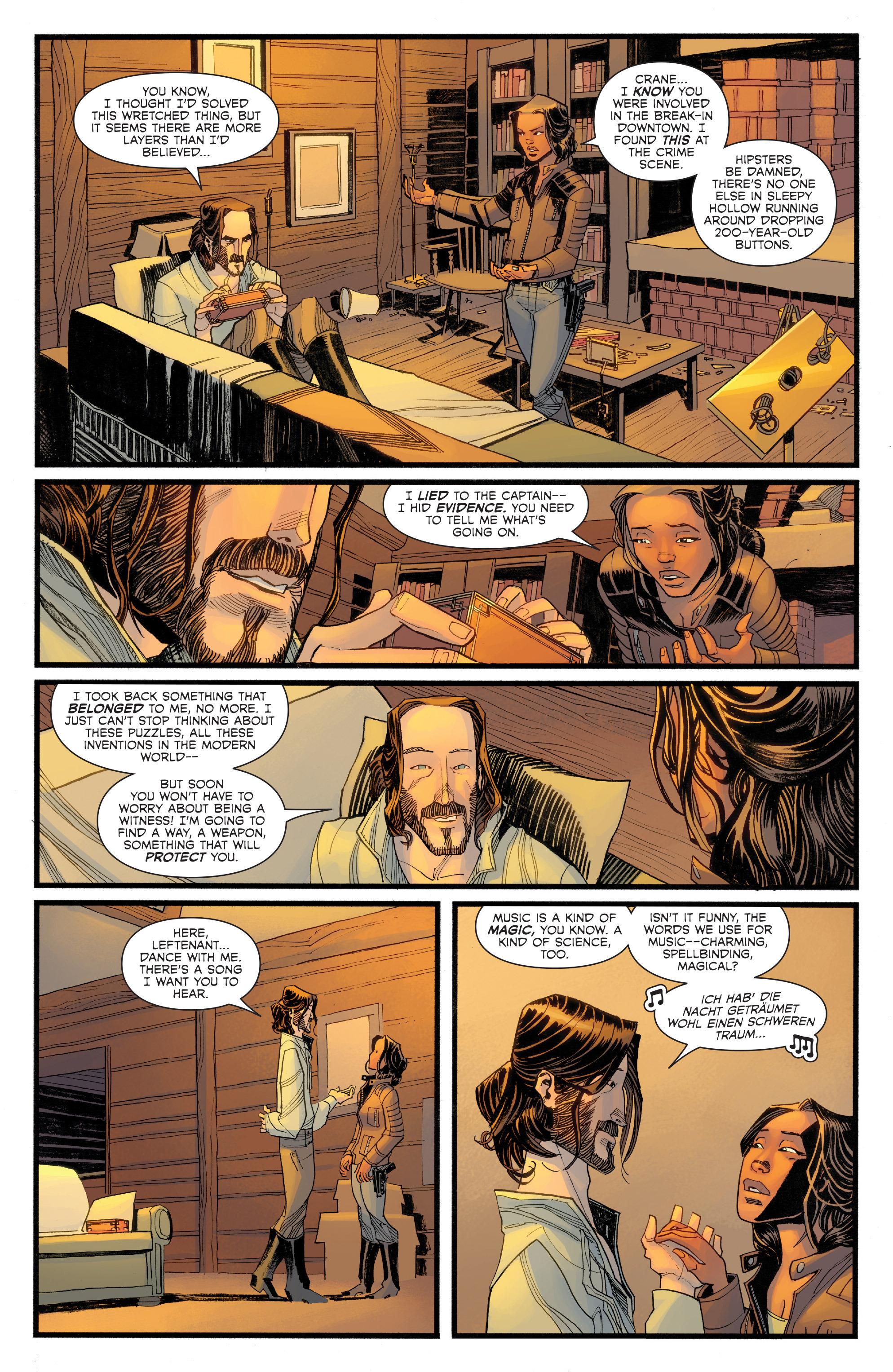 Read online Sleepy Hollow (2014) comic -  Issue #2 - 11