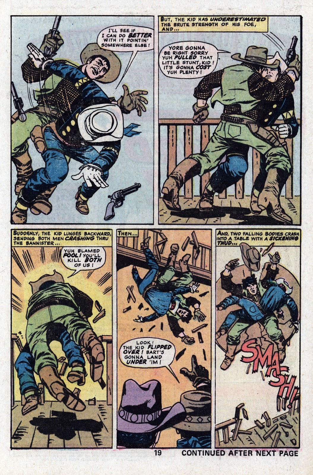 The Rawhide Kid (1955) issue 130 - Page 21