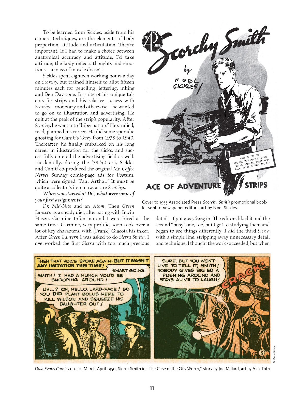 Read online Setting the Standard: Comics by Alex Toth 1952-1954 comic -  Issue # TPB (Part 1) - 10