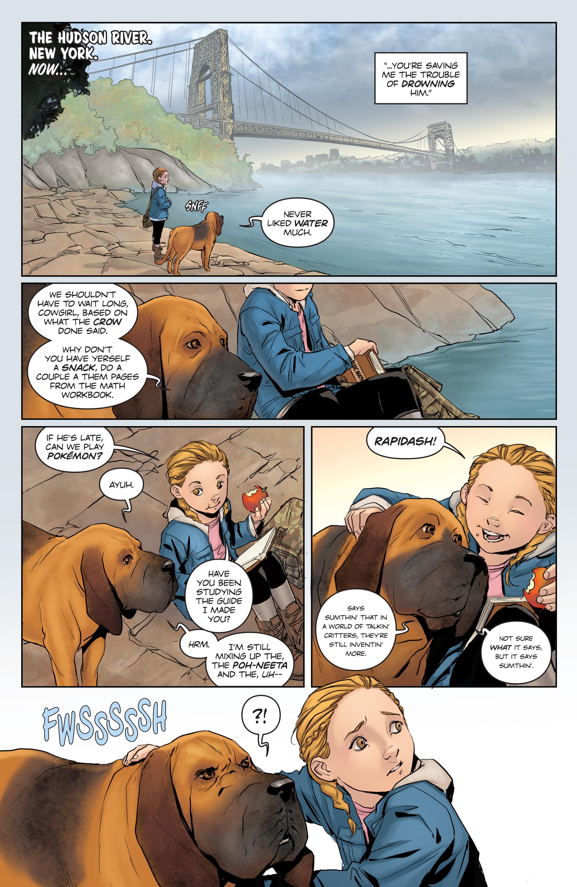 Read online Animosity comic -  Issue #3 - 6