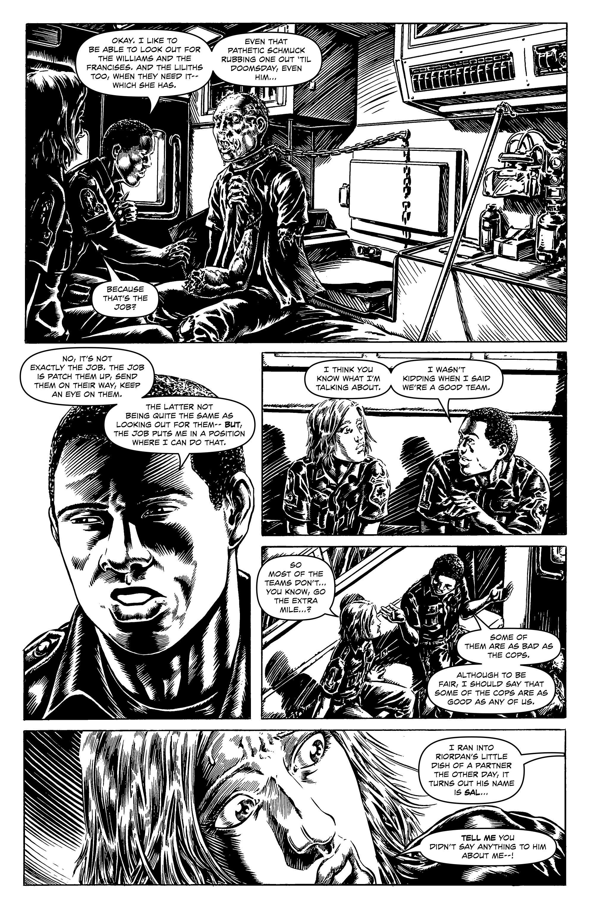 Read online Alan Moore's Cinema Purgatorio comic -  Issue #9 - 18