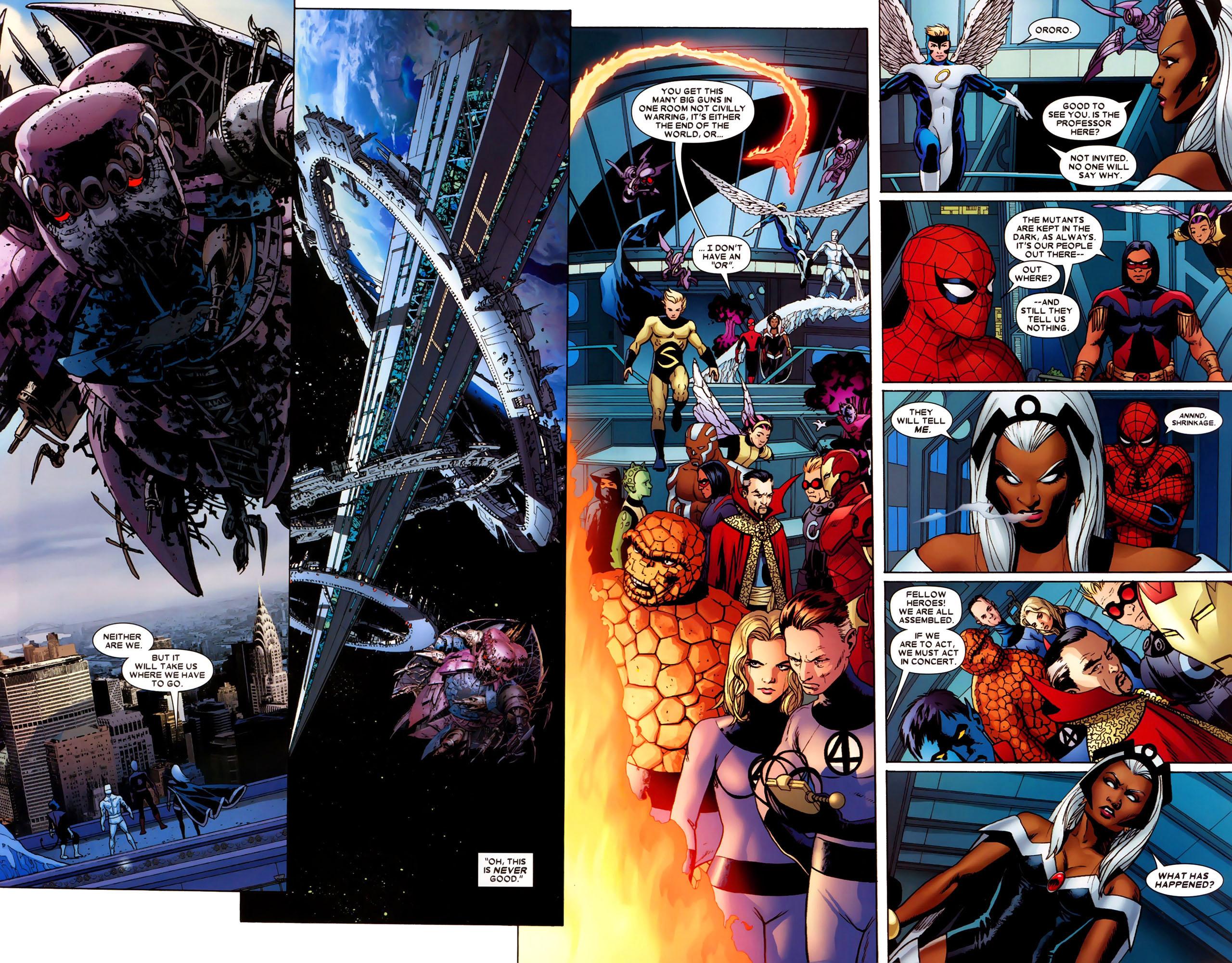 Read online Giant-Size Astonishing X-Men comic -  Issue # Full - 7