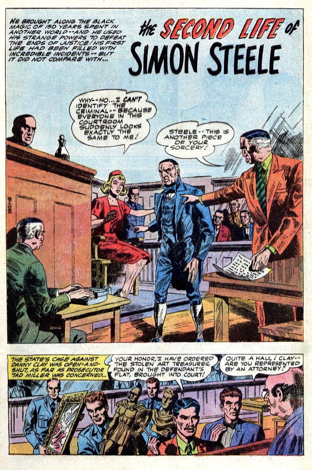 The Witching Hour (1969) issue 17 - Page 20