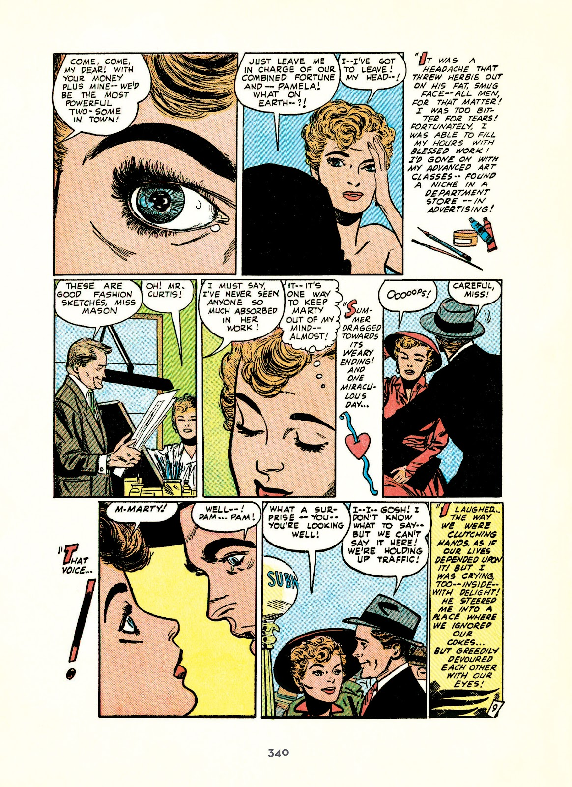 Read online Setting the Standard: Comics by Alex Toth 1952-1954 comic -  Issue # TPB (Part 4) - 41