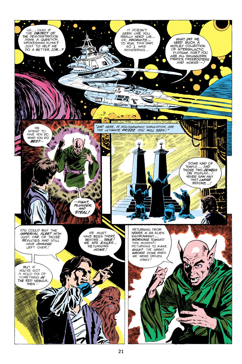 Read online Star Wars Omnibus comic -  Issue # Vol. 16 - 22