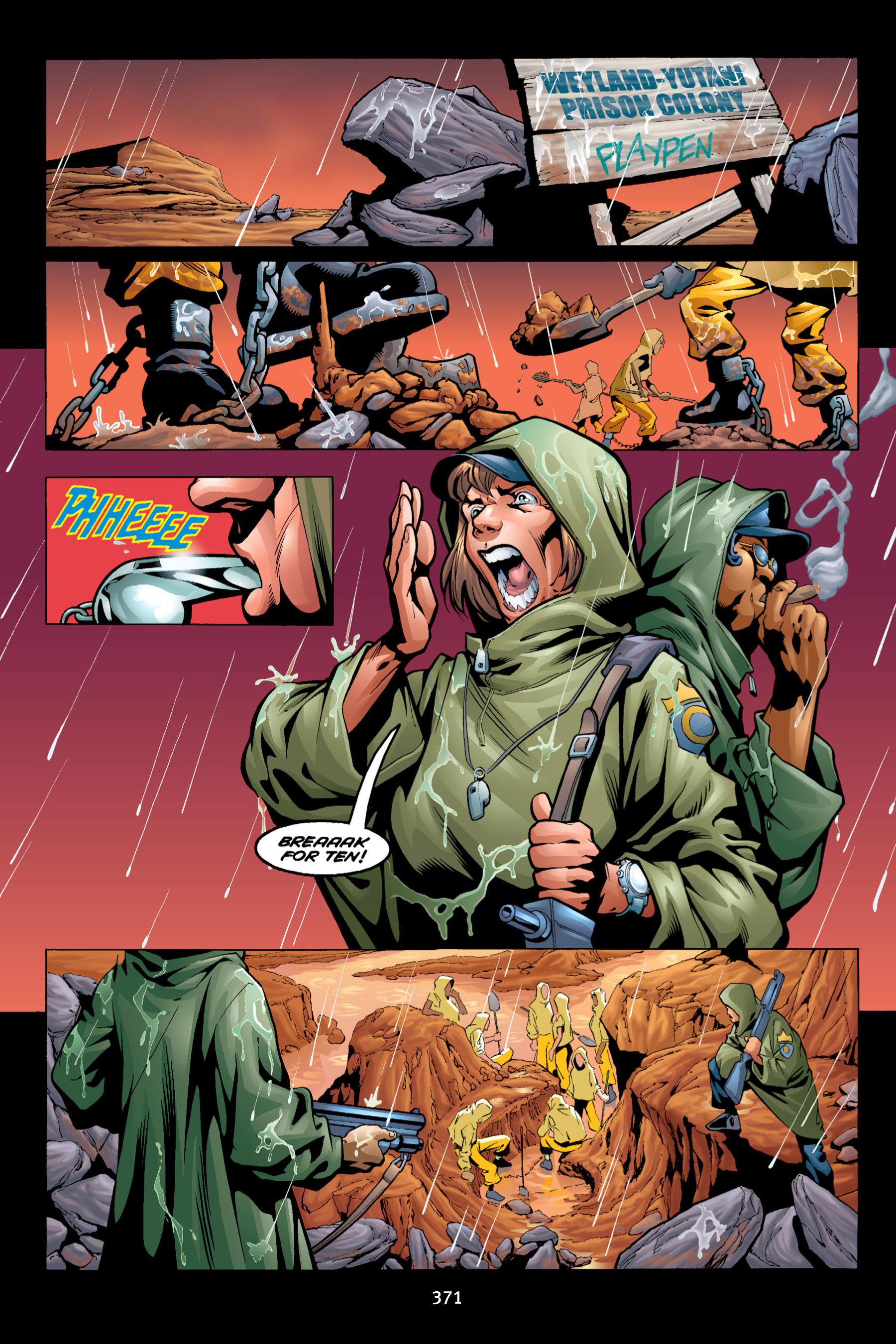 Read online Aliens vs. Predator Omnibus comic -  Issue # _TPB 2 Part 4 - 36