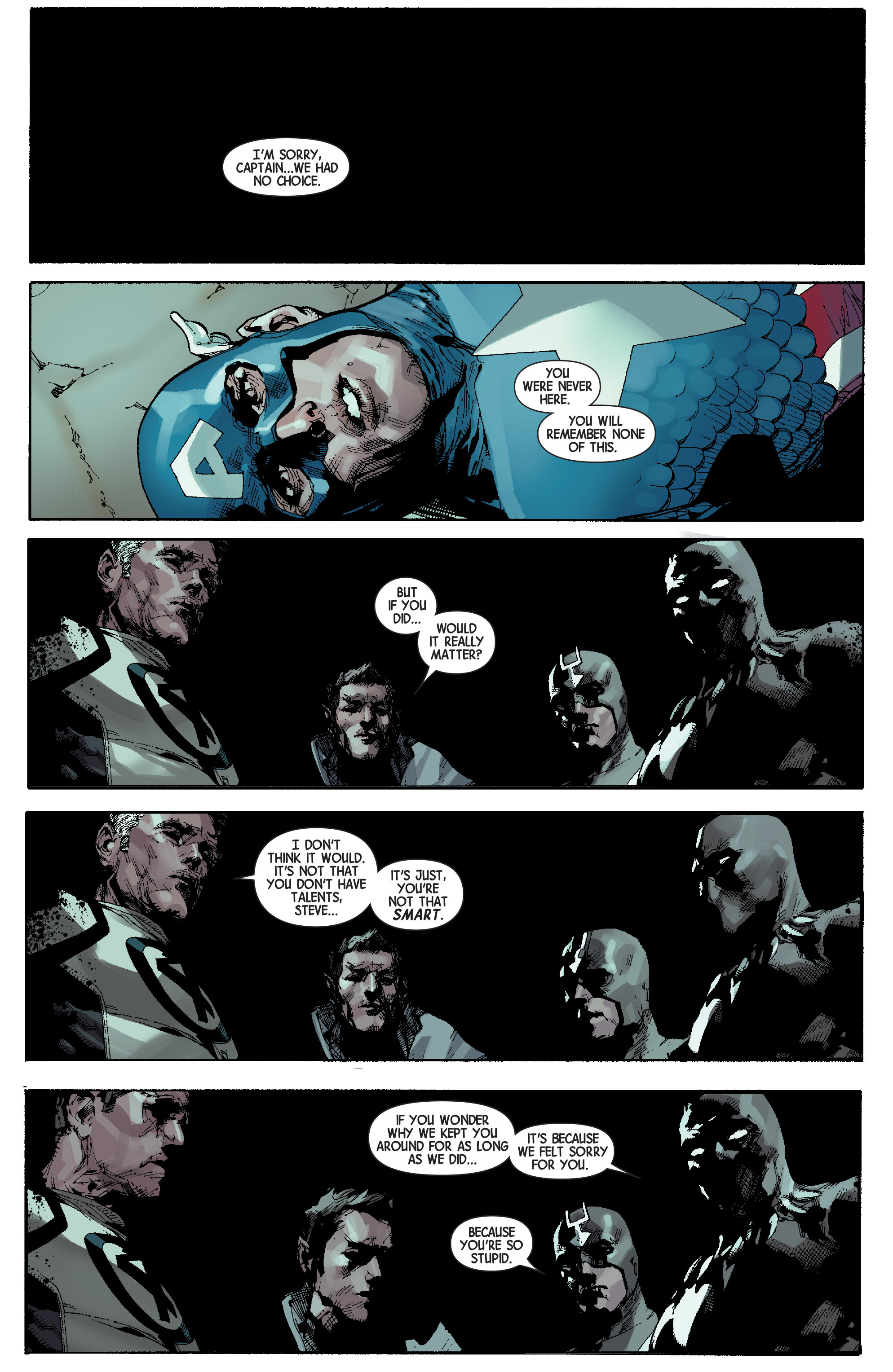 Read online Avengers (2013) comic -  Issue #31 - 11