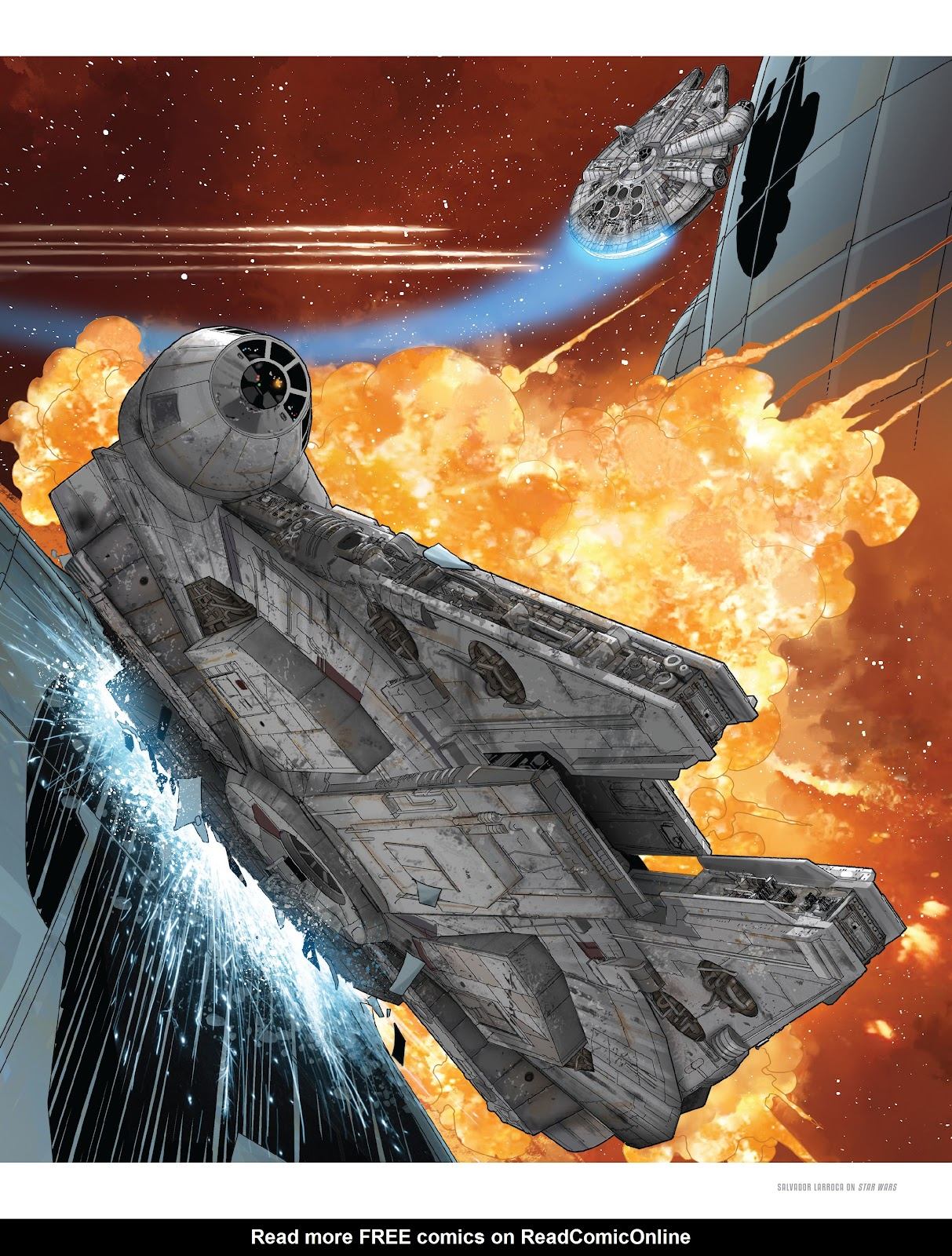 Read online The Marvel Art of Star Wars comic -  Issue # TPB (Part 2) - 26