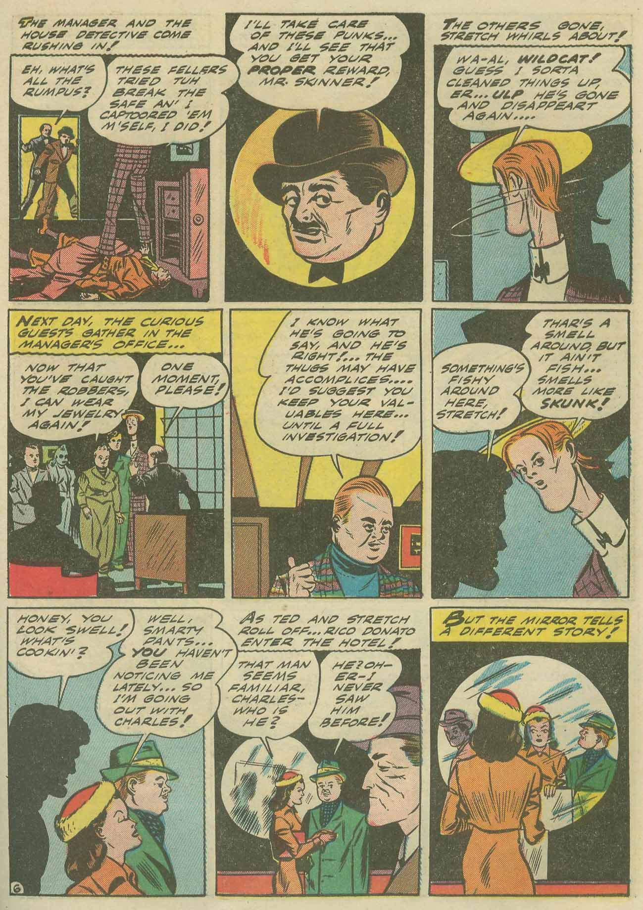 Read online Sensation (Mystery) Comics comic -  Issue #9 - 61