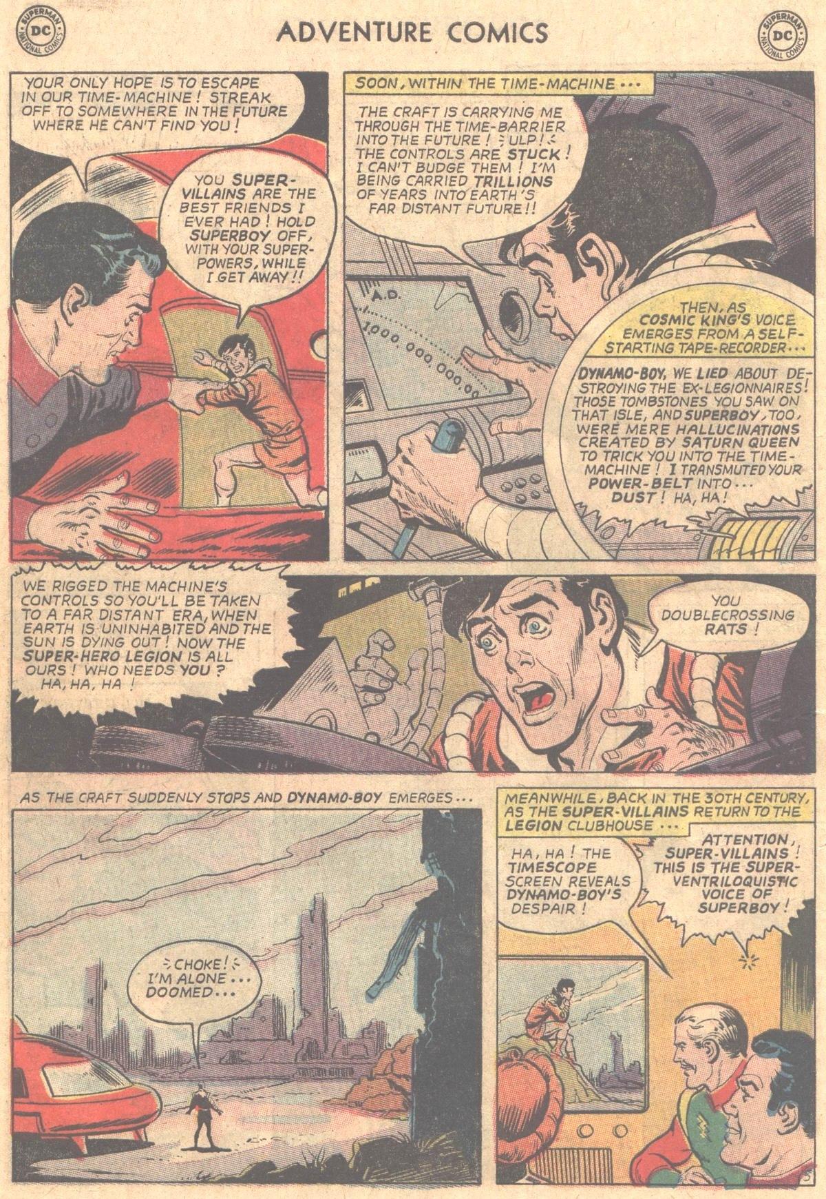 Read online Adventure Comics (1938) comic -  Issue #331 - 15