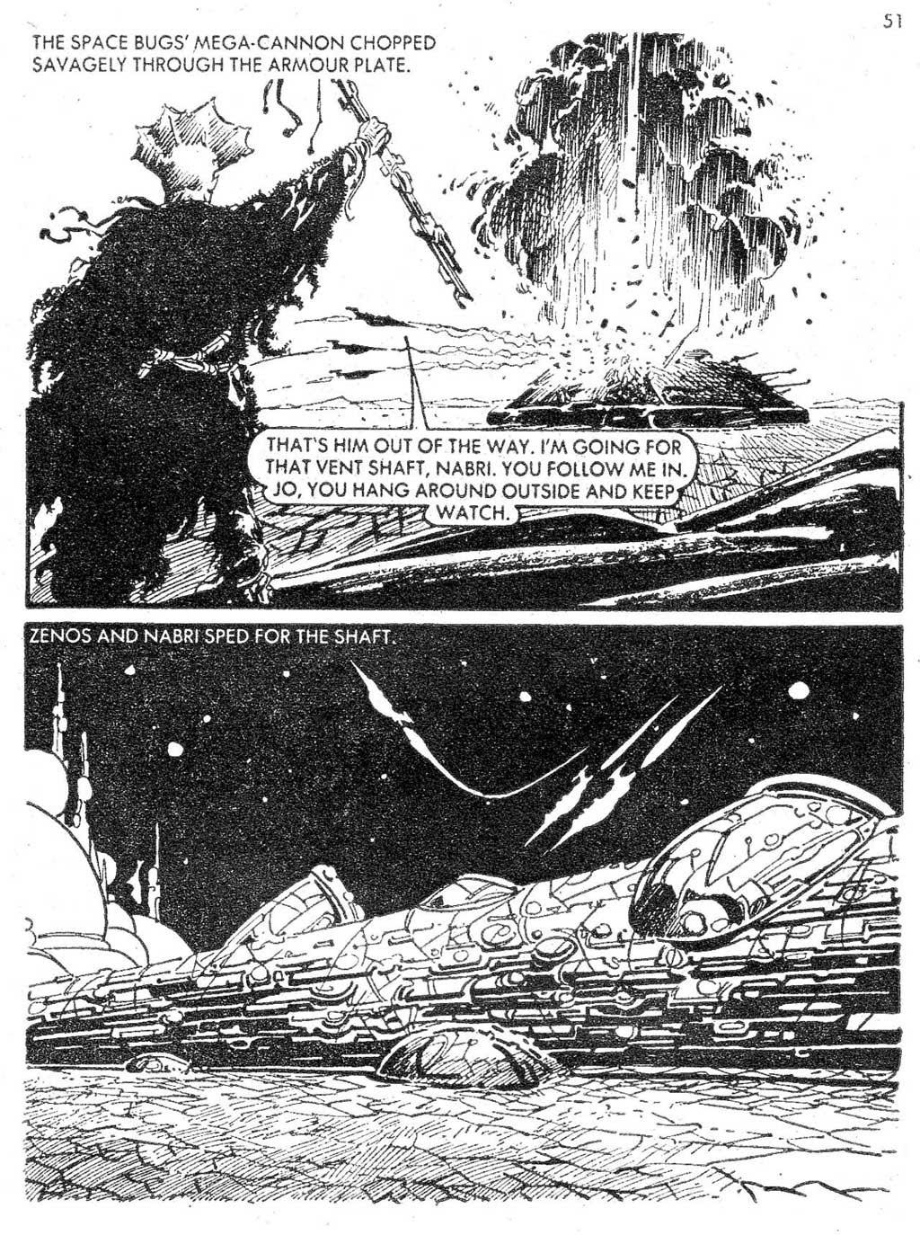 Starblazer issue 16 - Page 51