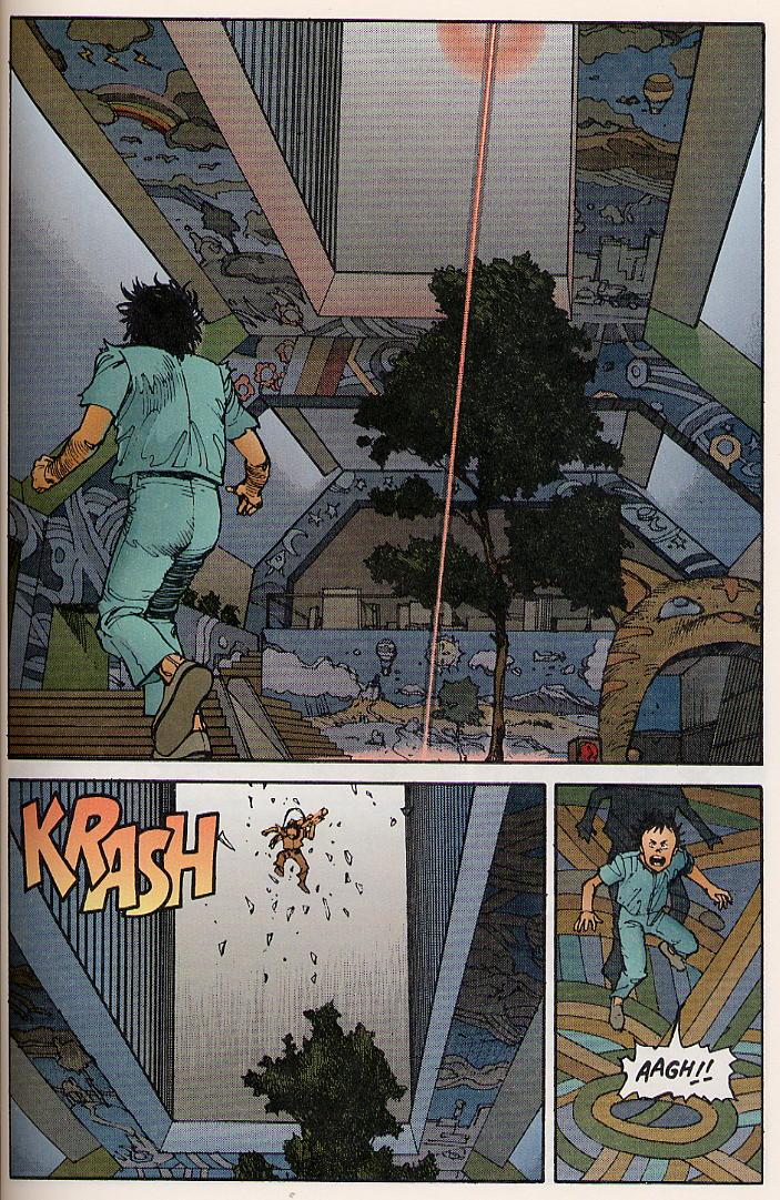 Read online Akira comic -  Issue #8 - 53