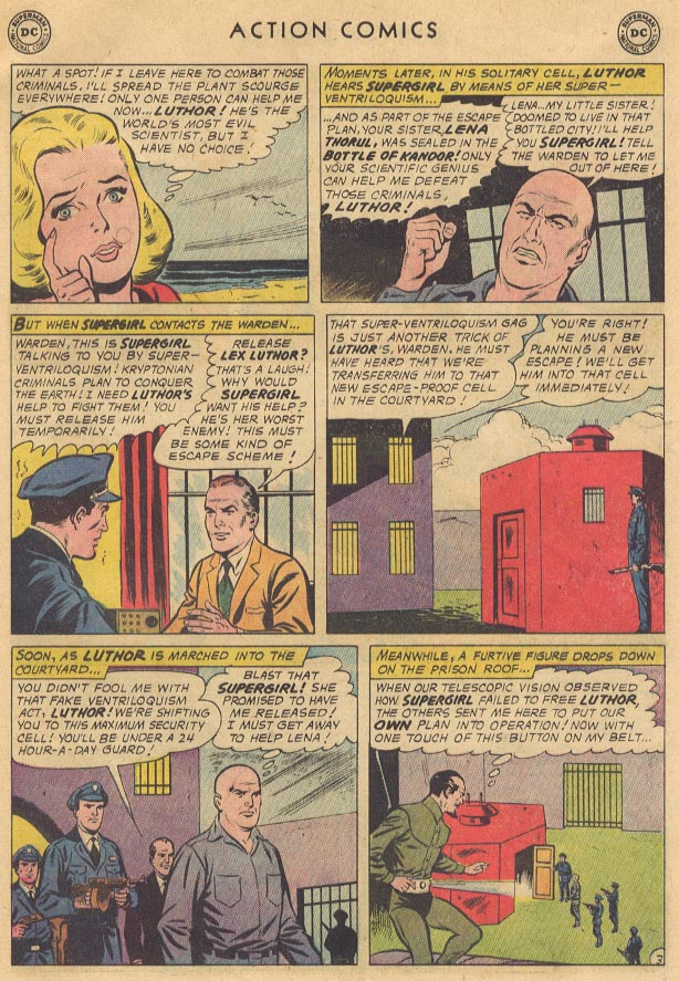 Read online Action Comics (1938) comic -  Issue #298 - 21