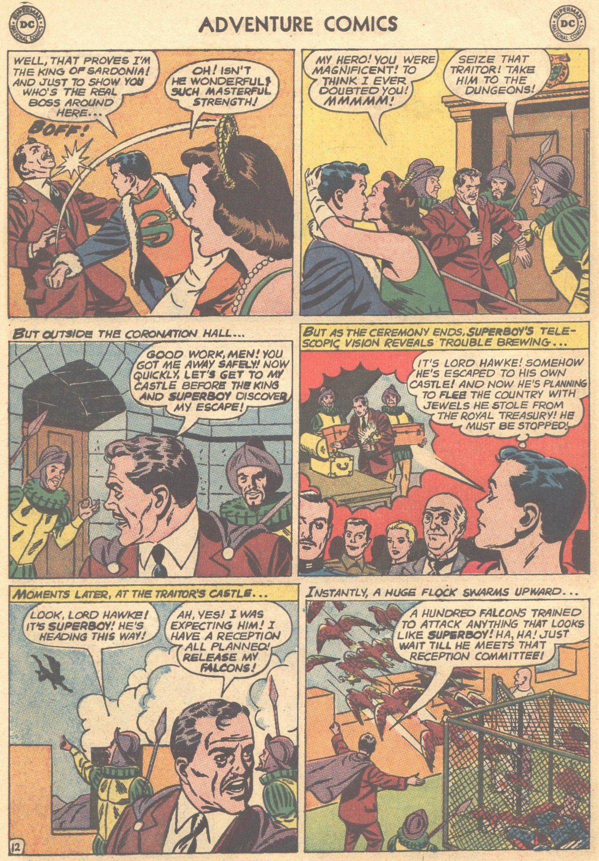 Read online Adventure Comics (1938) comic -  Issue #303 - 14