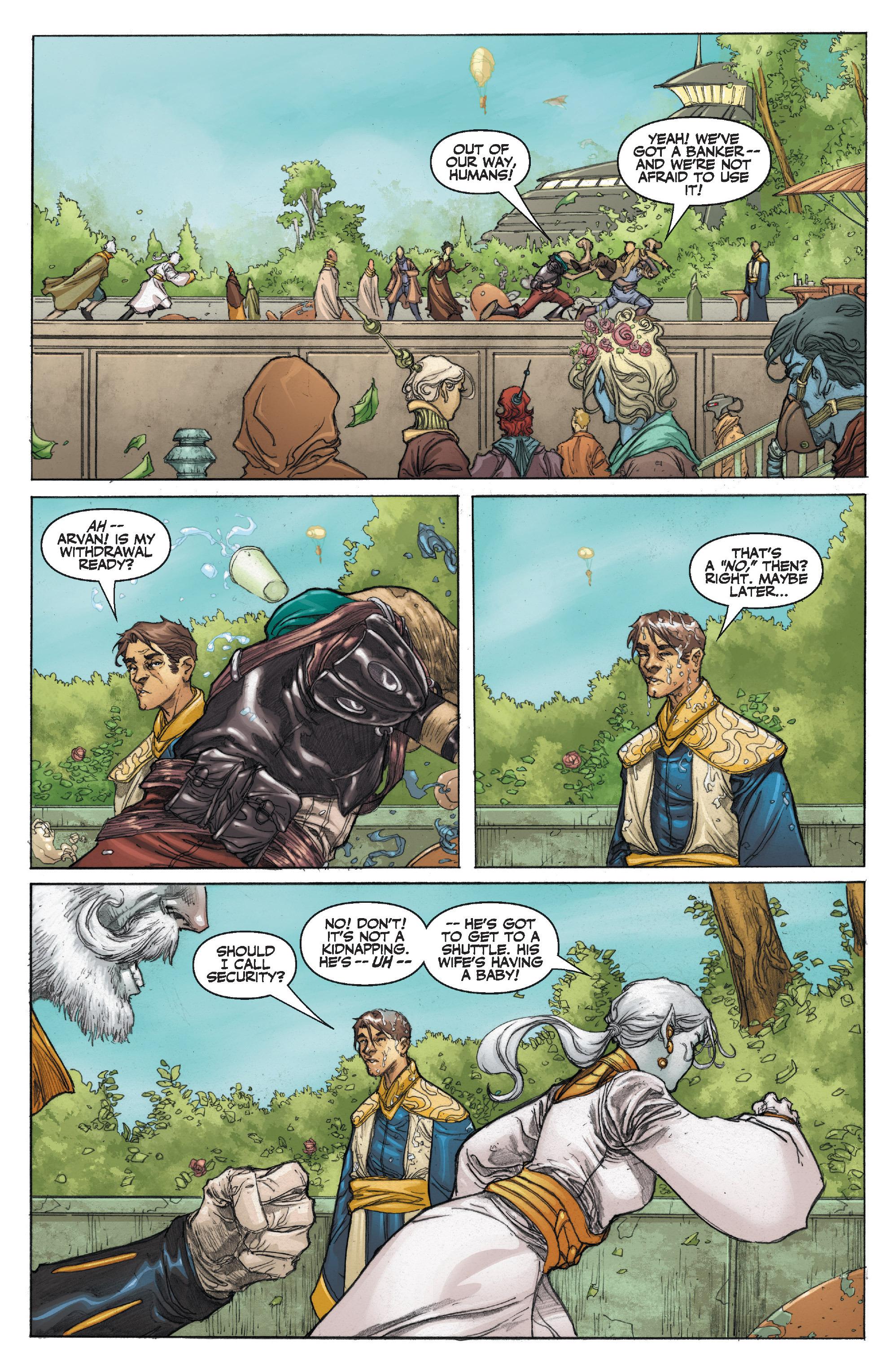 Read online Star Wars Omnibus comic -  Issue # Vol. 29 - 245