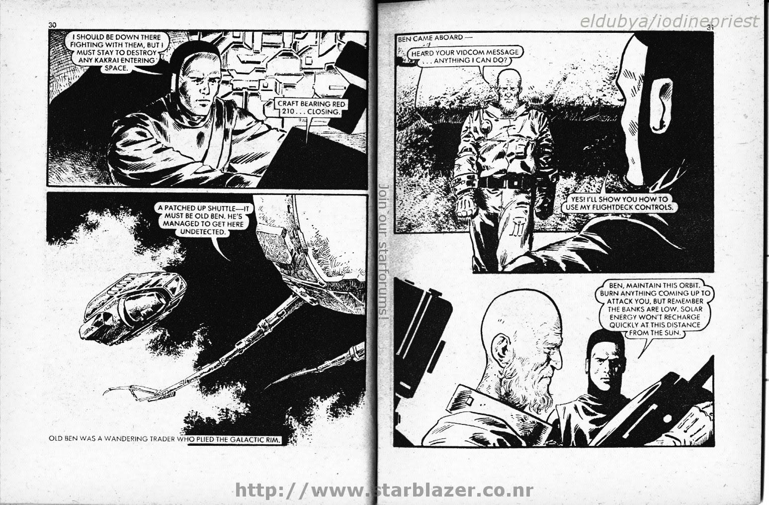 Starblazer issue 59 - Page 17