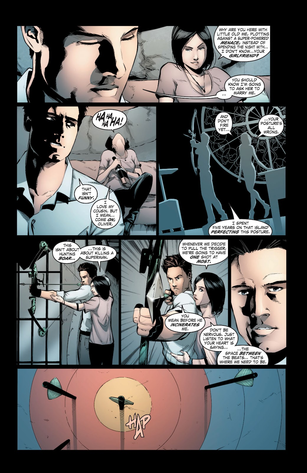 Read online Smallville Season 11 [II] comic -  Issue # TPB 3 - 83