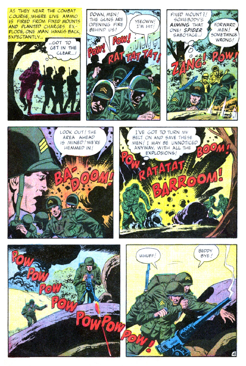 T.H.U.N.D.E.R. Agents (1965) issue 9 - Page 6